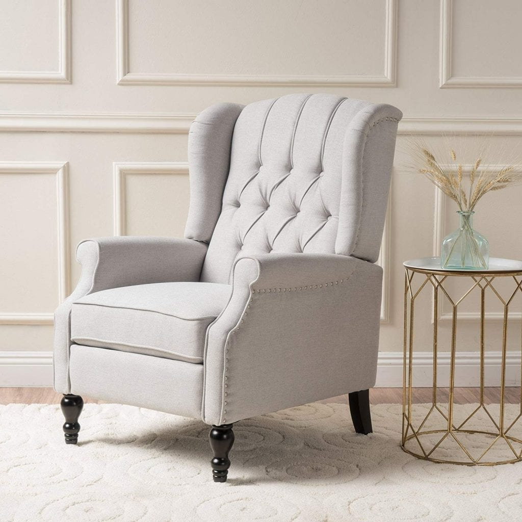 16 Best Wingback Chairs 2020 (reviews & Buyers Guide) Regarding Most Up To Date Chagnon Wingback Chairs (View 17 of 20)