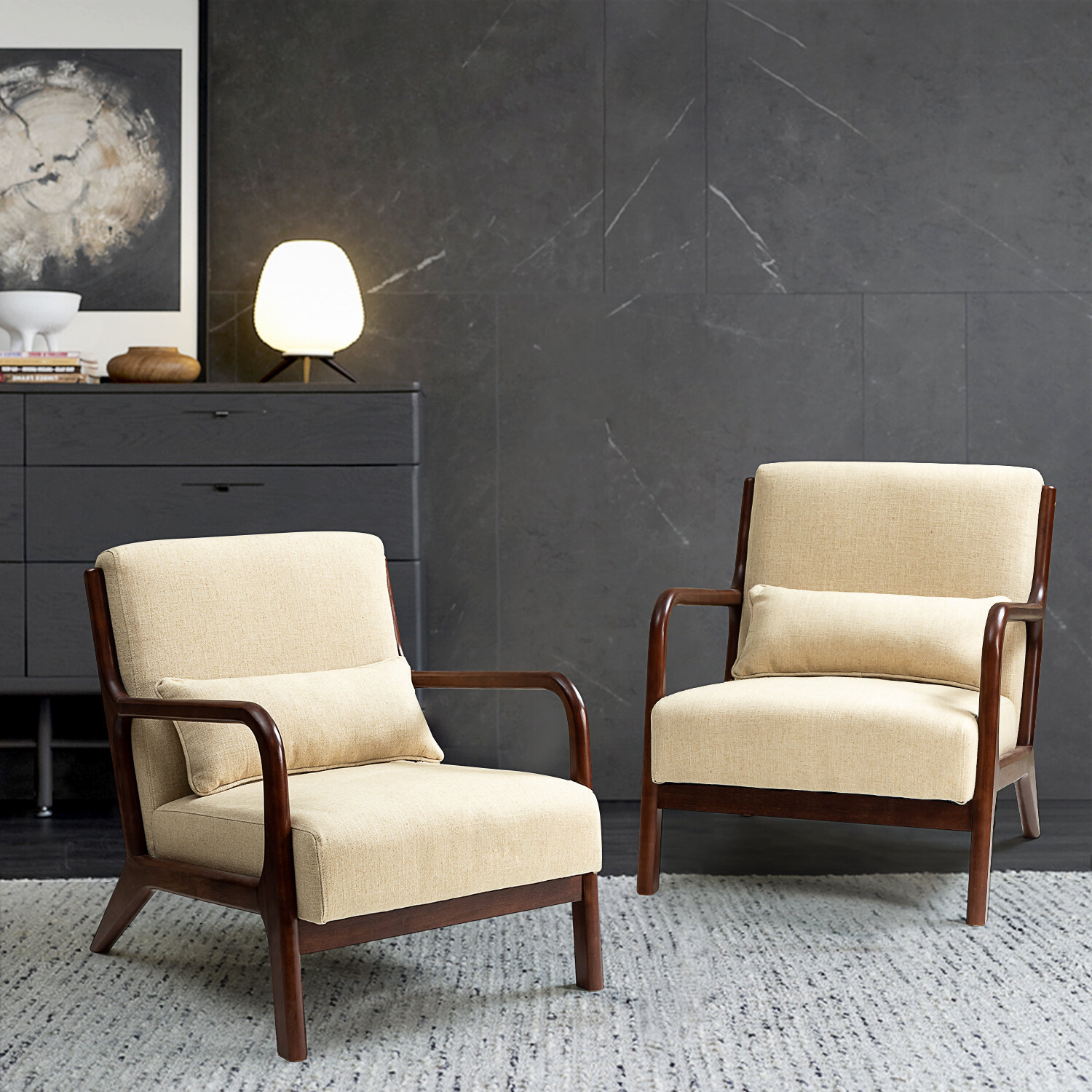 2019 Accent Chairs You'll Love In (View 11 of 20)