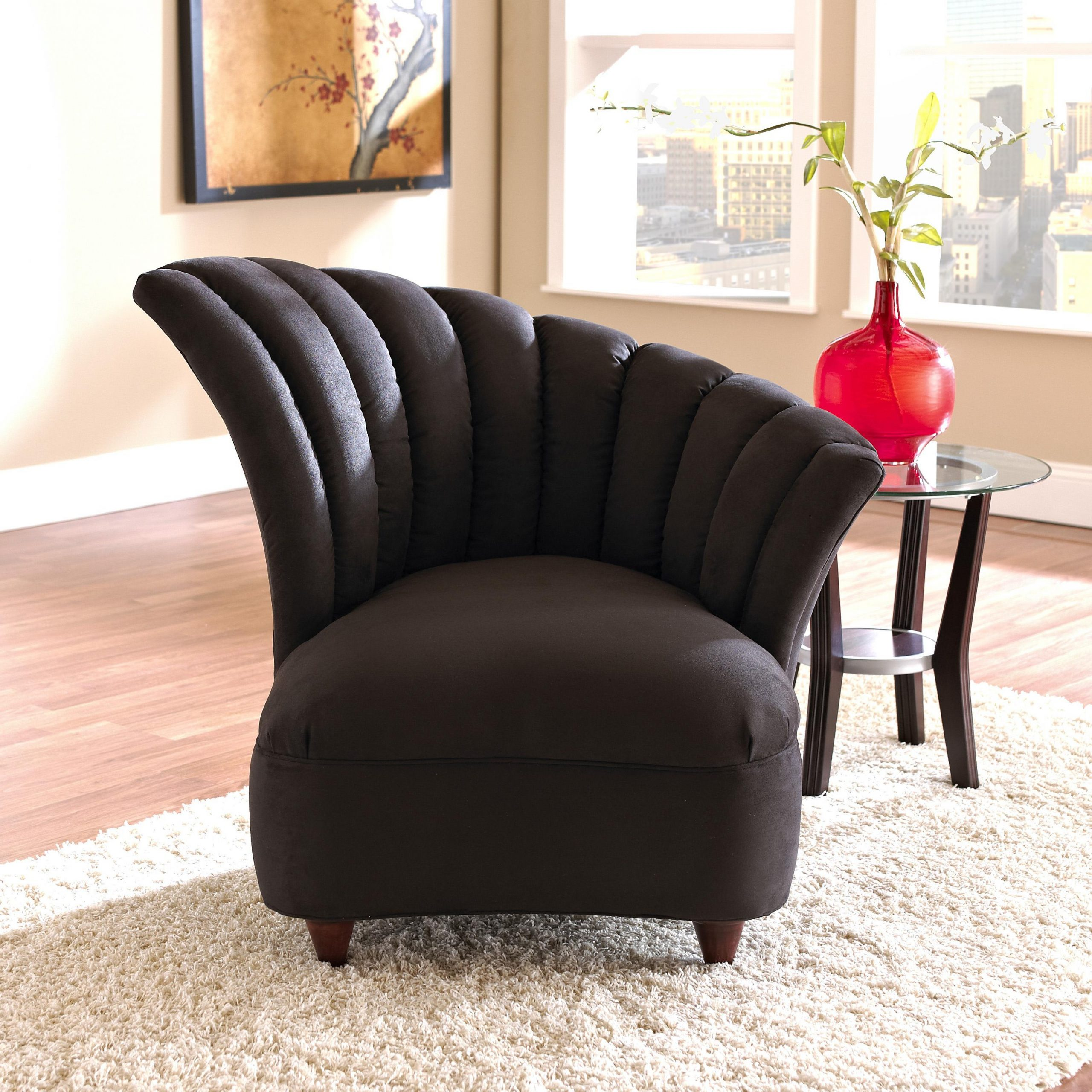 2019 Ansby Barrel Chairs Regarding Chairs And Accents (fabric)klaussner – Pilgrim Furniture (View 19 of 20)