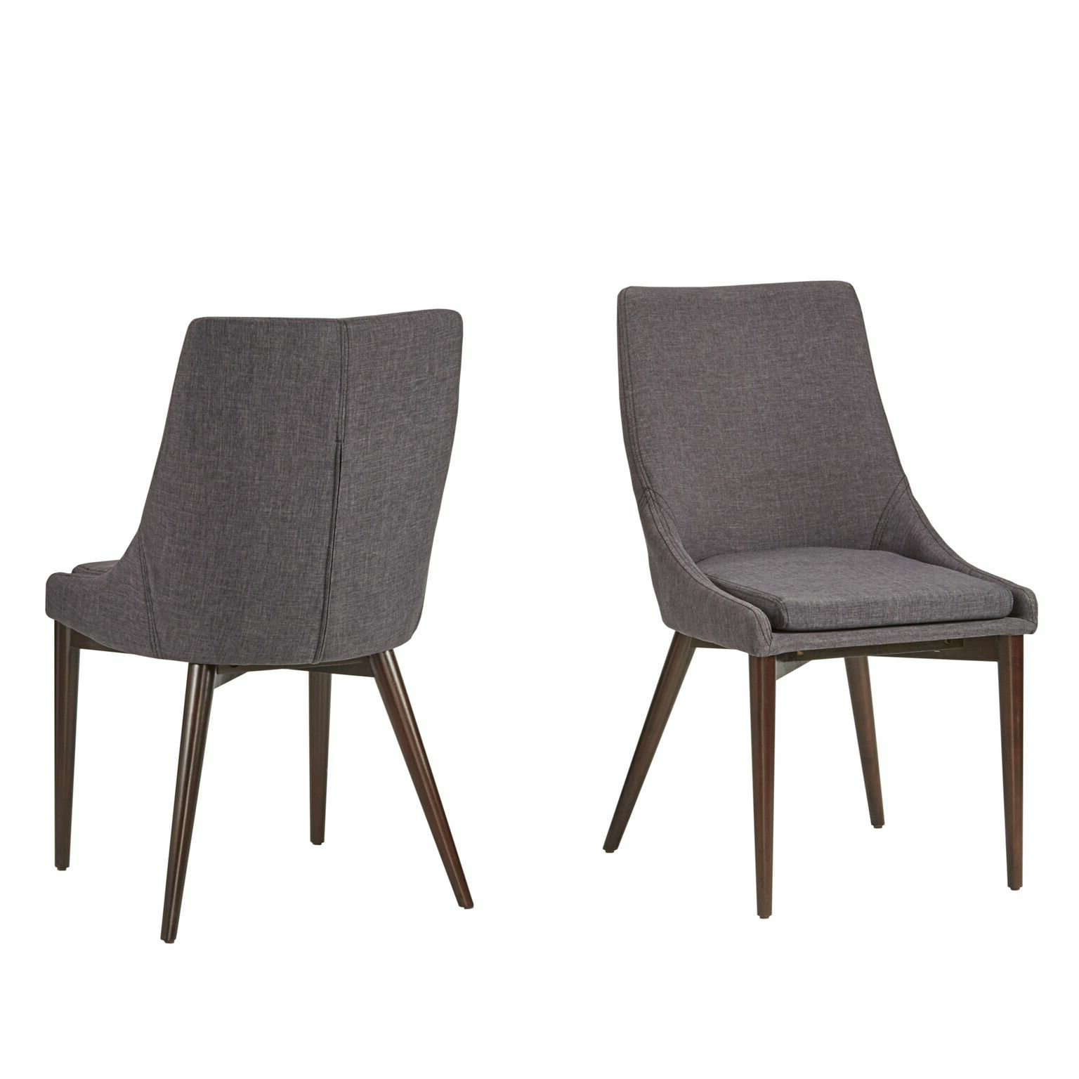 2019 Blaisdell Upholstered Dining Chair Regarding Aaliyah Parsons Chairs (View 10 of 20)
