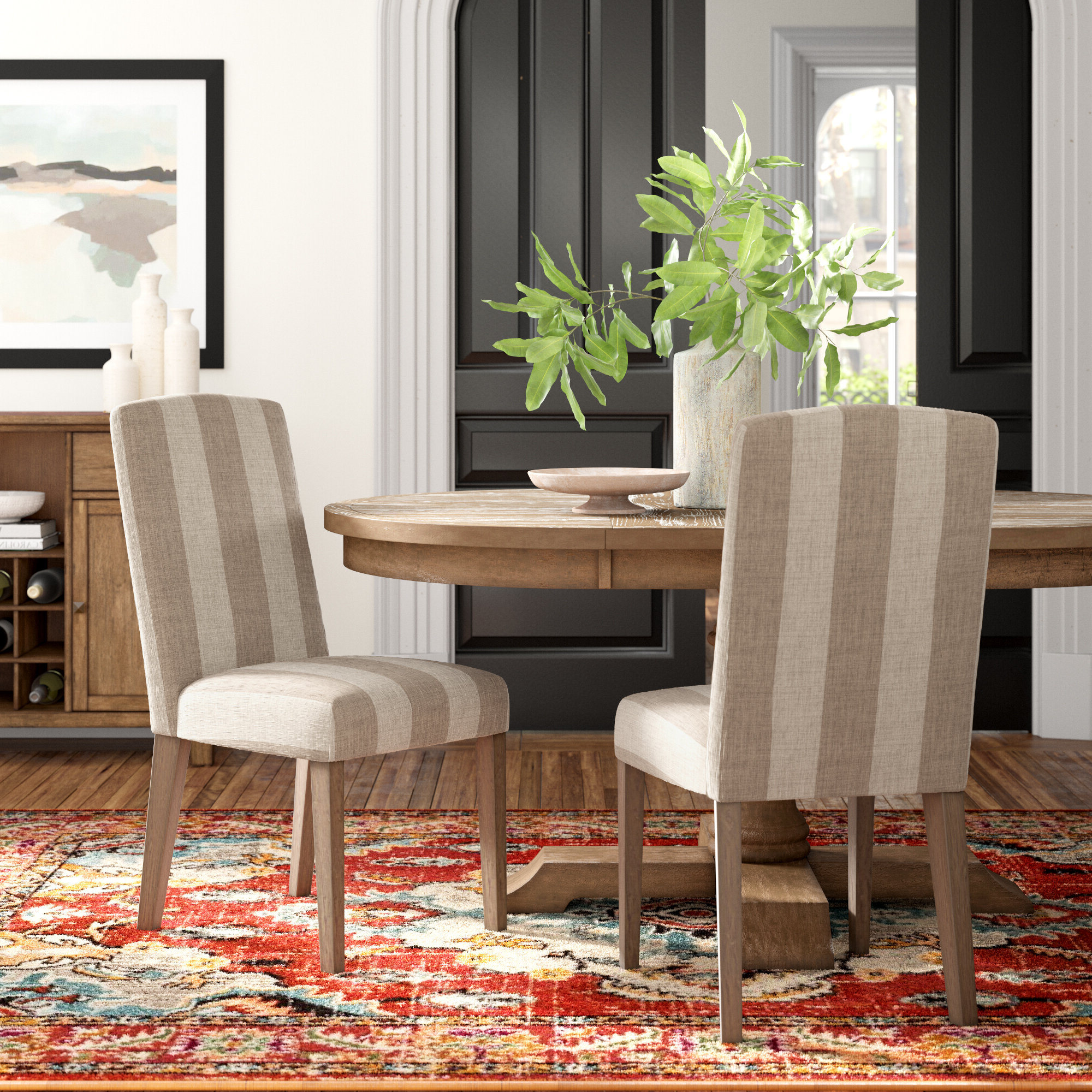 2019 Coastal Dining Chairs (View 7 of 20)