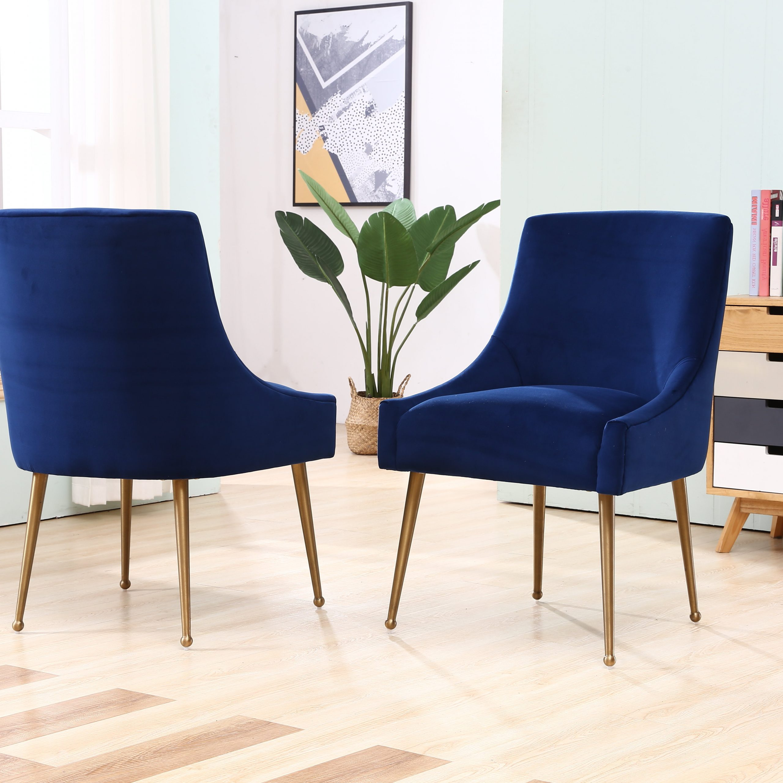 2019 Esmund Side Chairs (set Of 2) Intended For Chair Set Accent Chairs You'll Love In (View 6 of 20)
