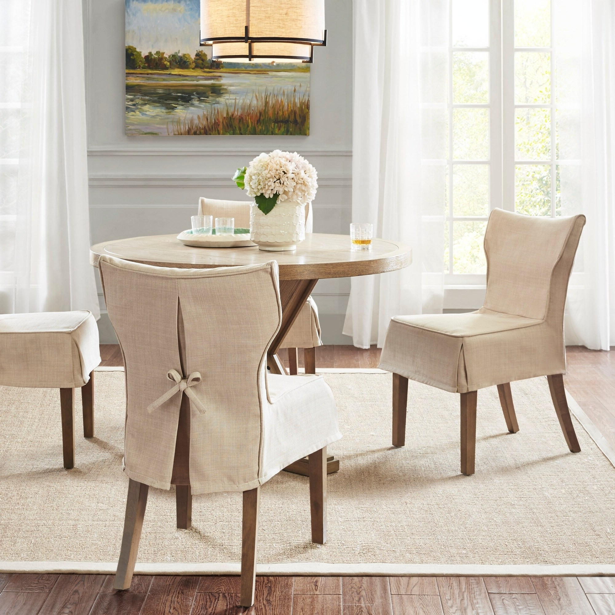 """2019 Madison Park Carlton Natural Dining Chair (set Of 2) – 19.75""""w X 22.5""""d X   (View 12 of 20)"""
