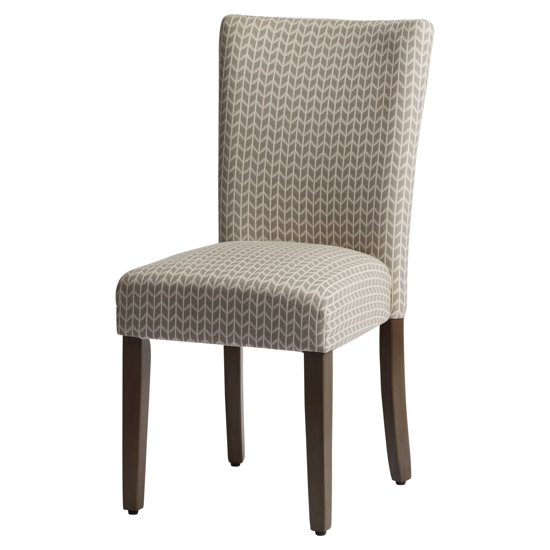 2020 Wrought Studio Gwinnett Upholstered Dining Chair In Aaliyah Parsons Chairs (View 6 of 20)