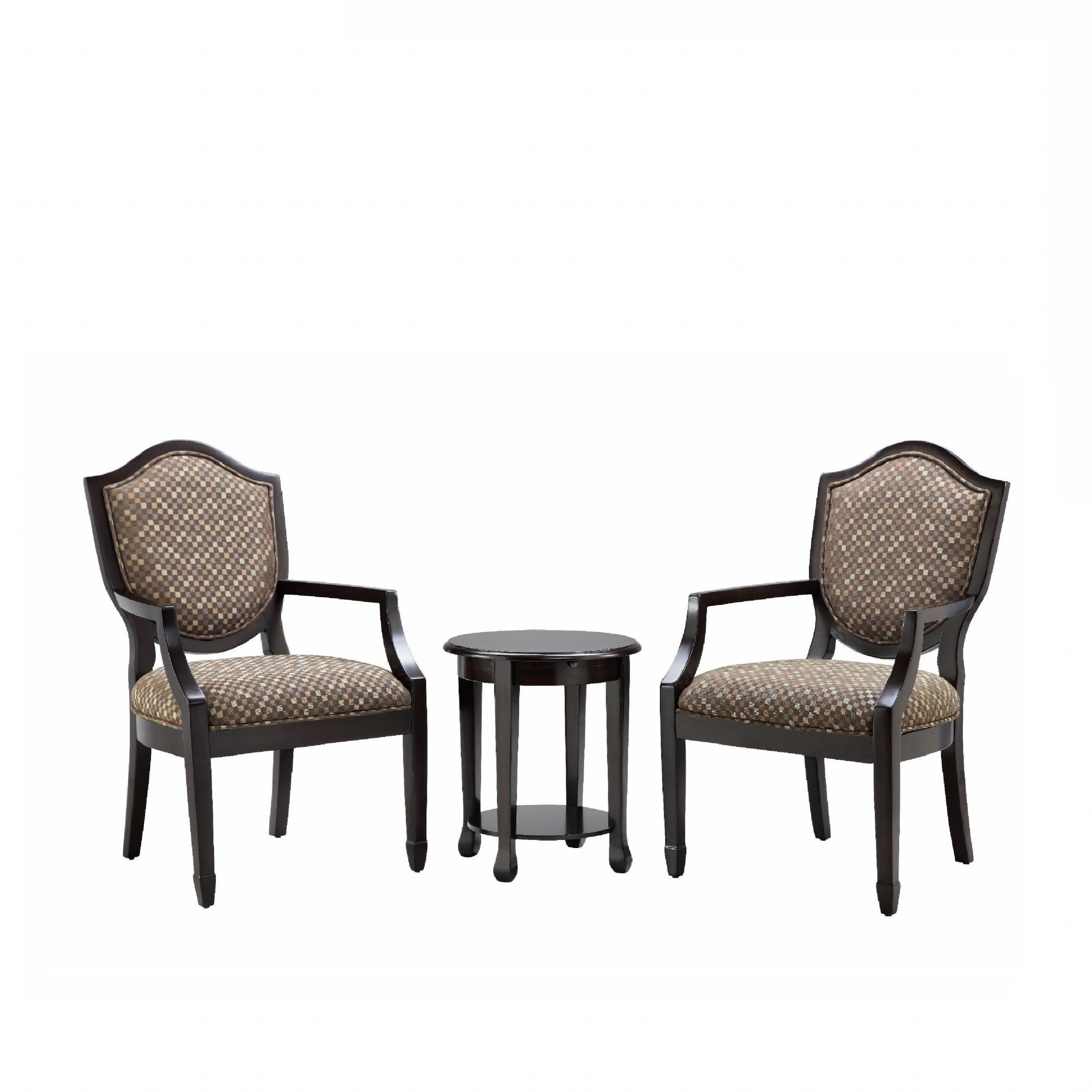 Aalivia Slipper Chairs For Most Current Alivia 3 Piece Combo Set (View 9 of 20)