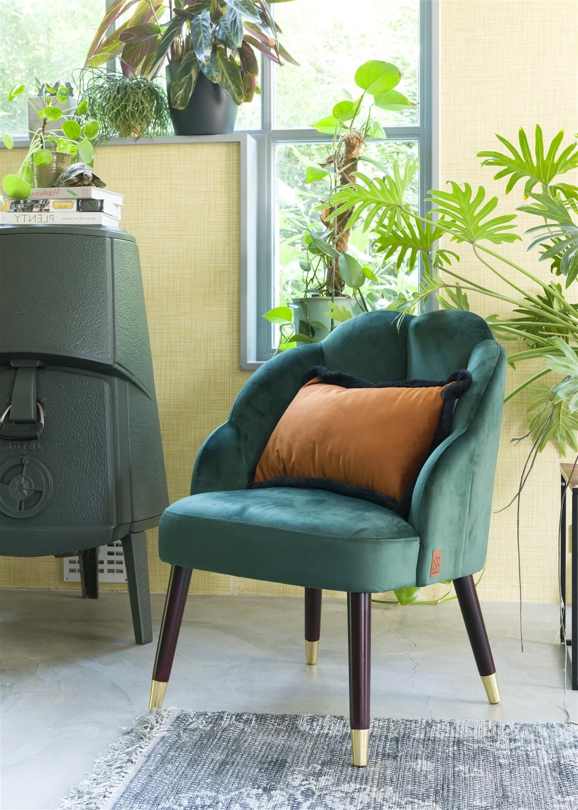 Aalivia Slipper Chairs Pertaining To Most Recently Released Pin On Coco Maison (View 8 of 20)