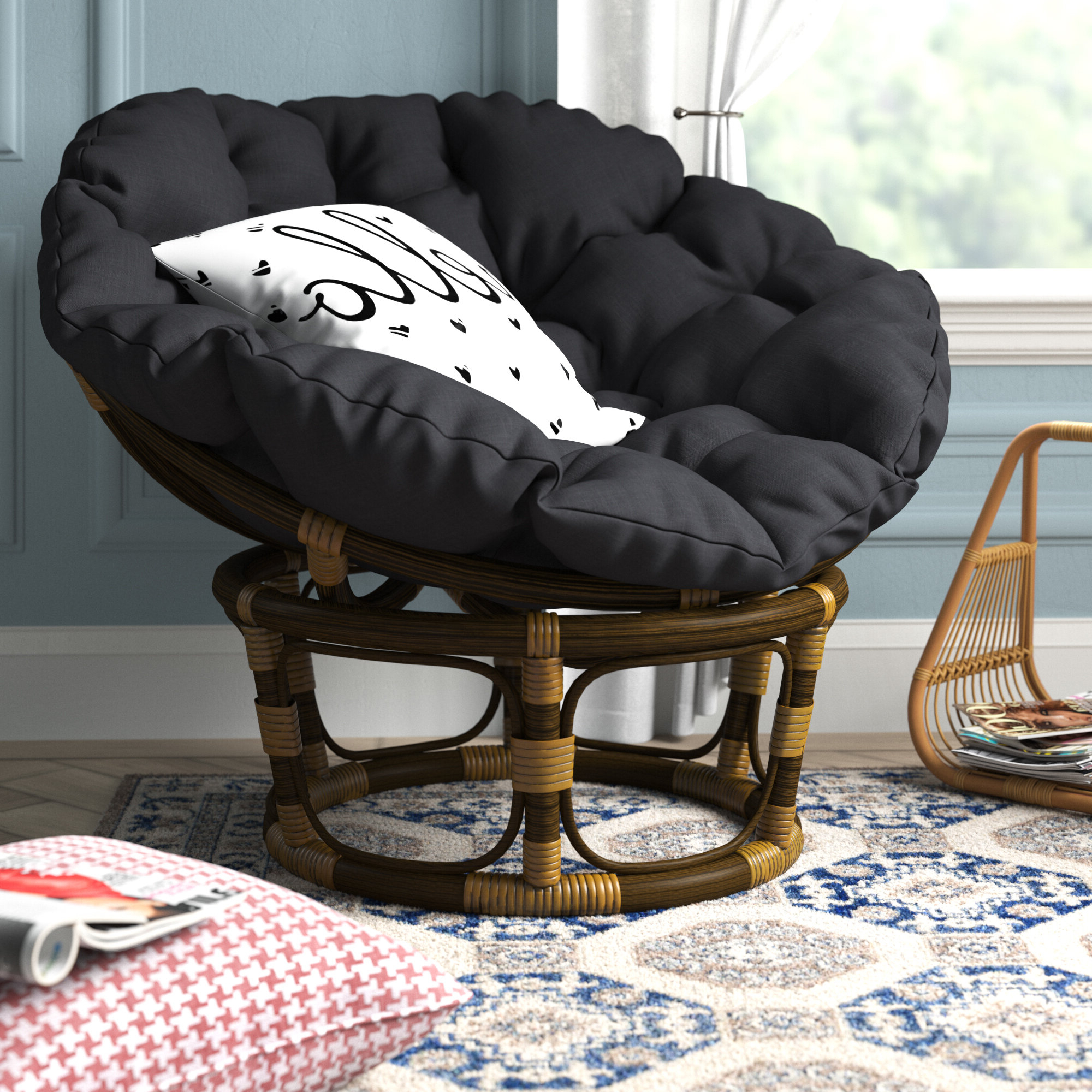 [%accent Chairs | Up To 60% Off Through 01/05 Inside Favorite Orndorff Tufted Papasan Chairs|orndorff Tufted Papasan Chairs Intended For Most Up To Date Accent Chairs | Up To 60% Off Through 01/05|fashionable Orndorff Tufted Papasan Chairs In Accent Chairs | Up To 60% Off Through 01/05|latest Accent Chairs | Up To 60% Off Through 01/05 With Regard To Orndorff Tufted Papasan Chairs%] (View 5 of 20)