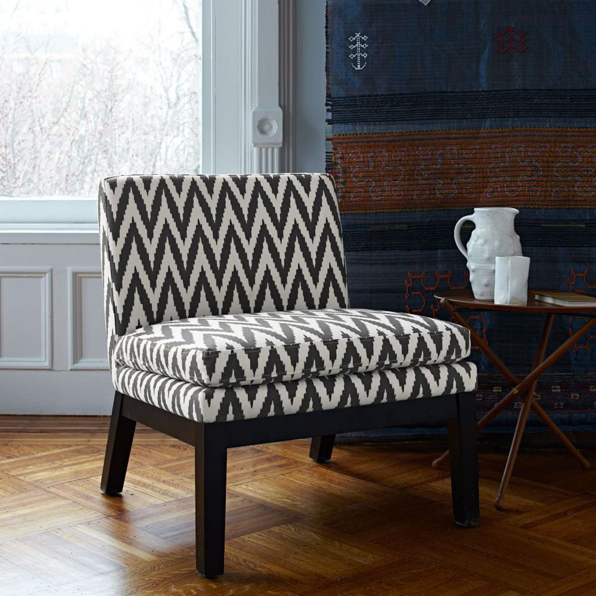 Affordable Contemporary Furniture Within Wadhurst Slipper Chairs (View 7 of 20)