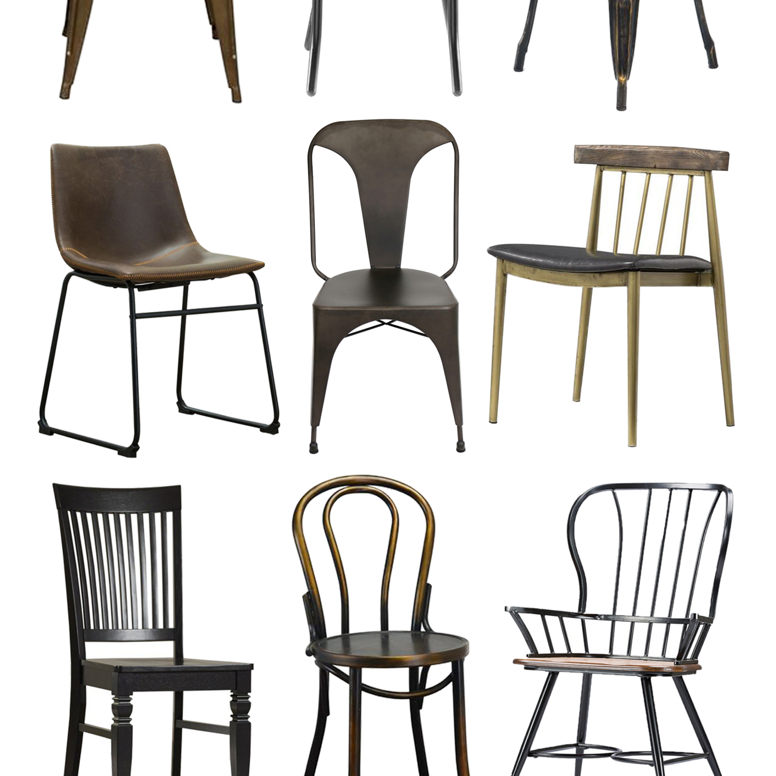 Affordable Modern Industrial Dining Chairs – Hey, Djangles (View 17 of 20)