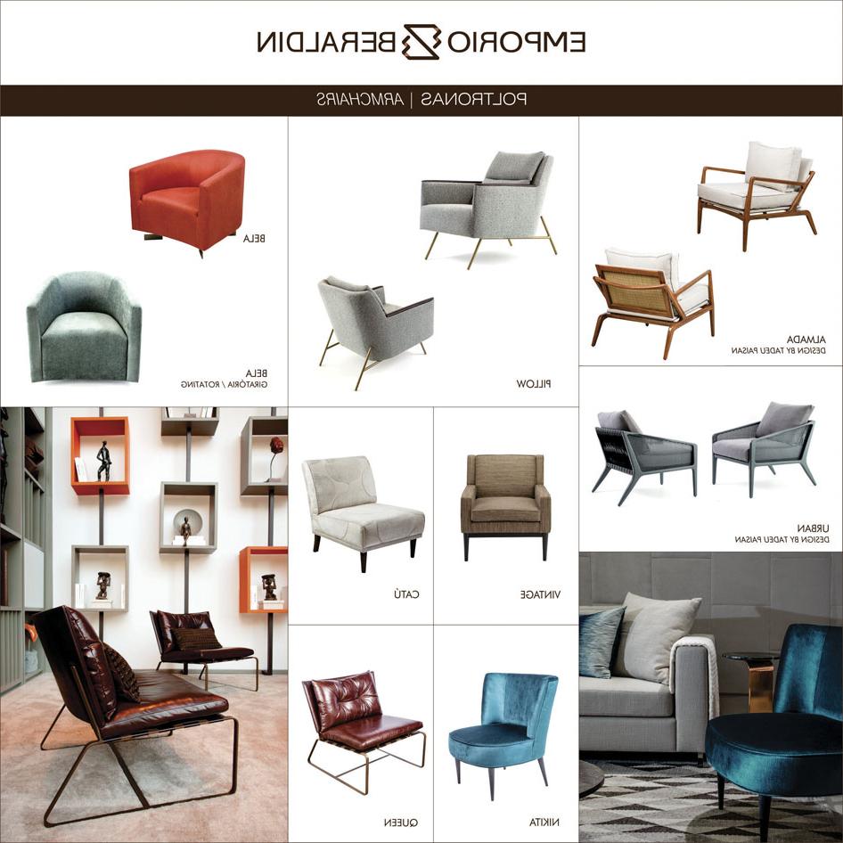 Almada Armchairs In Most Current Portfólio De Produtos – Empório Beraldin (View 16 of 20)