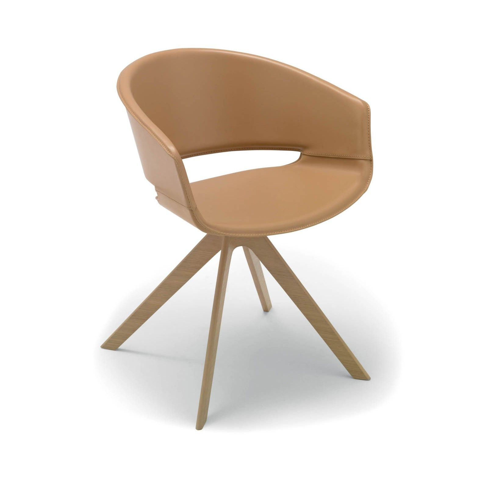 Andreu World, Ronda, Lievore Altherr Molina, Designer With Regard To Famous Ronda Barrel Chairs (View 13 of 20)