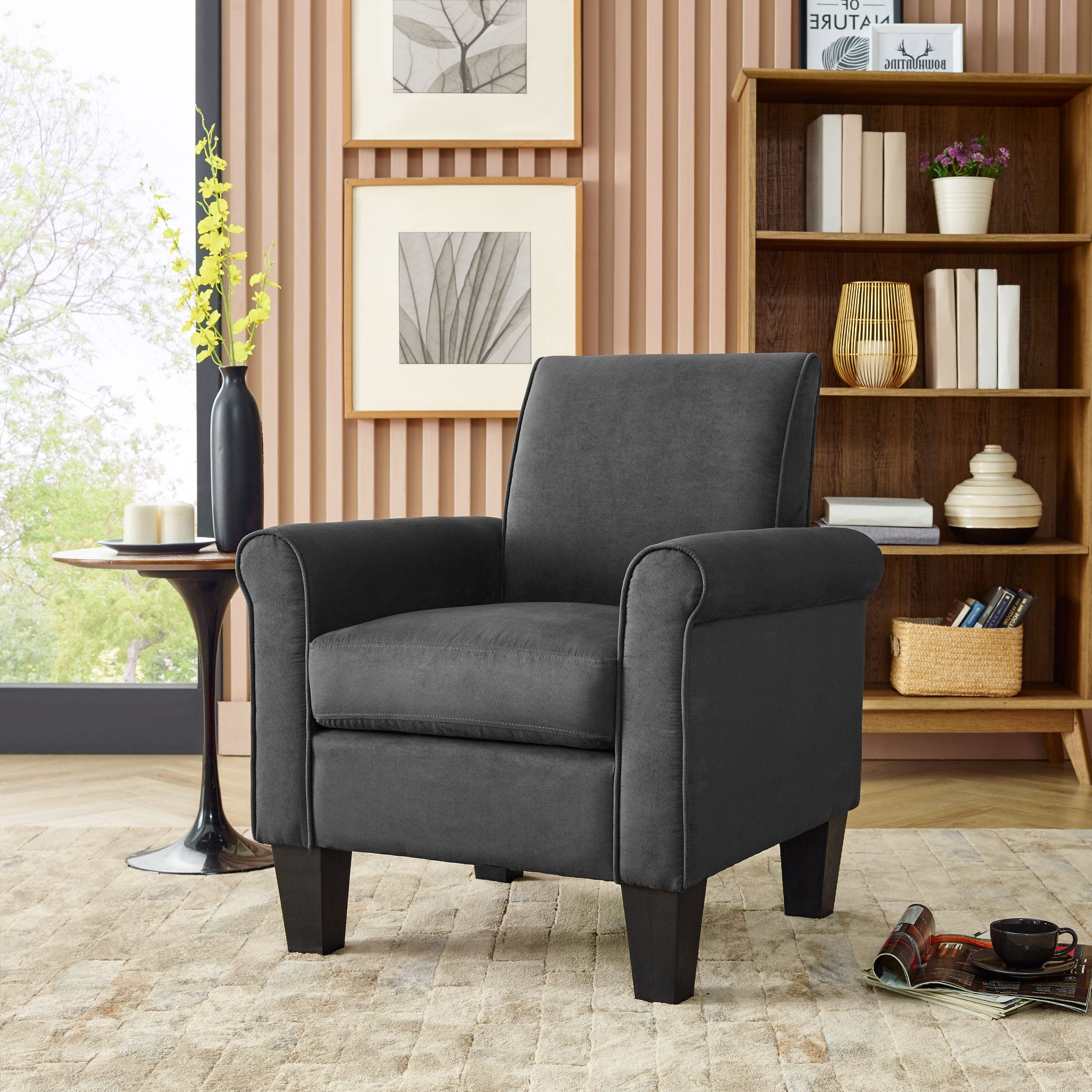 Armchair With 2020 Leppert Armchairs (View 7 of 20)