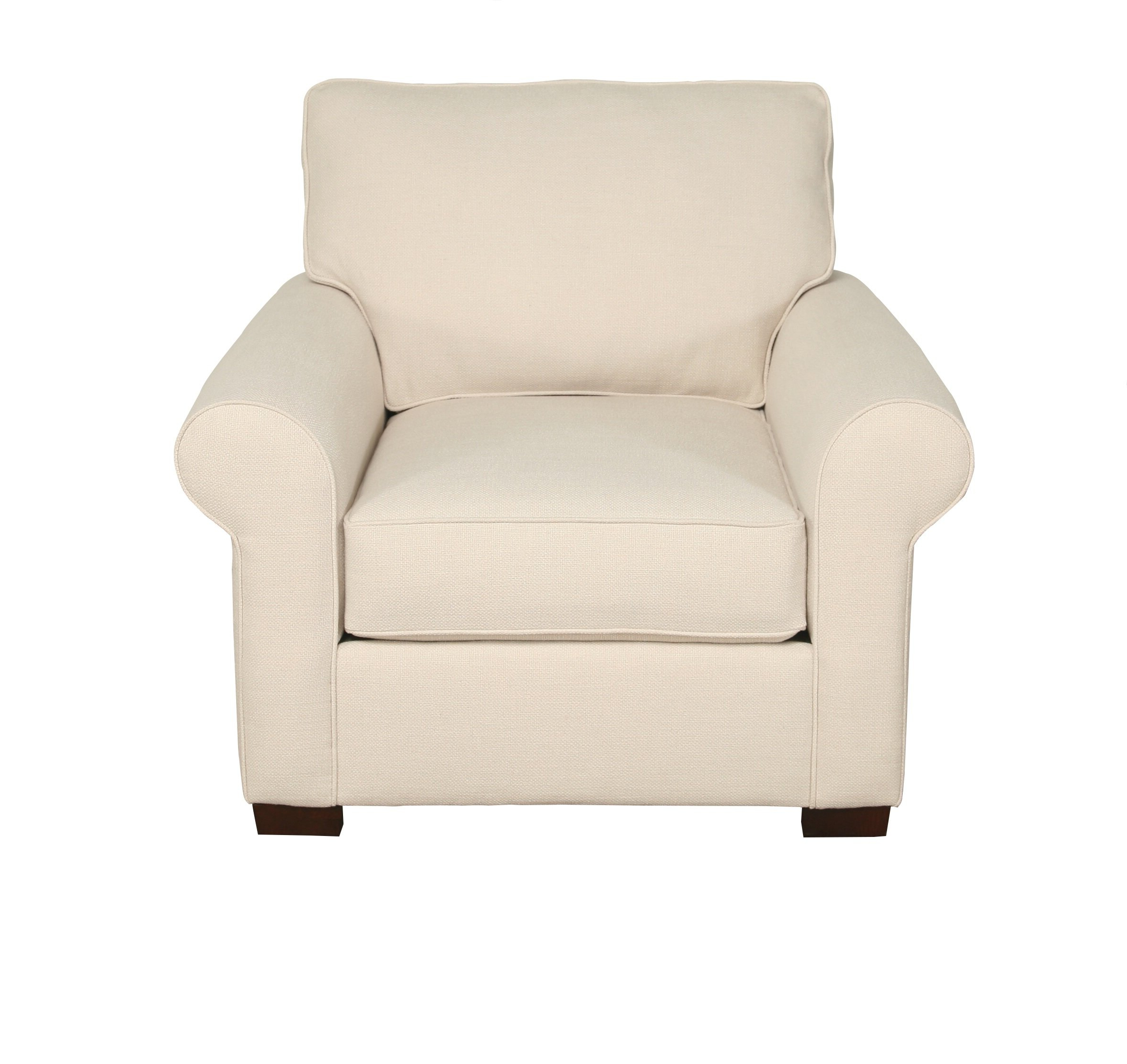 Armchair With Popular Hanner Polyester Armchairs (View 13 of 20)