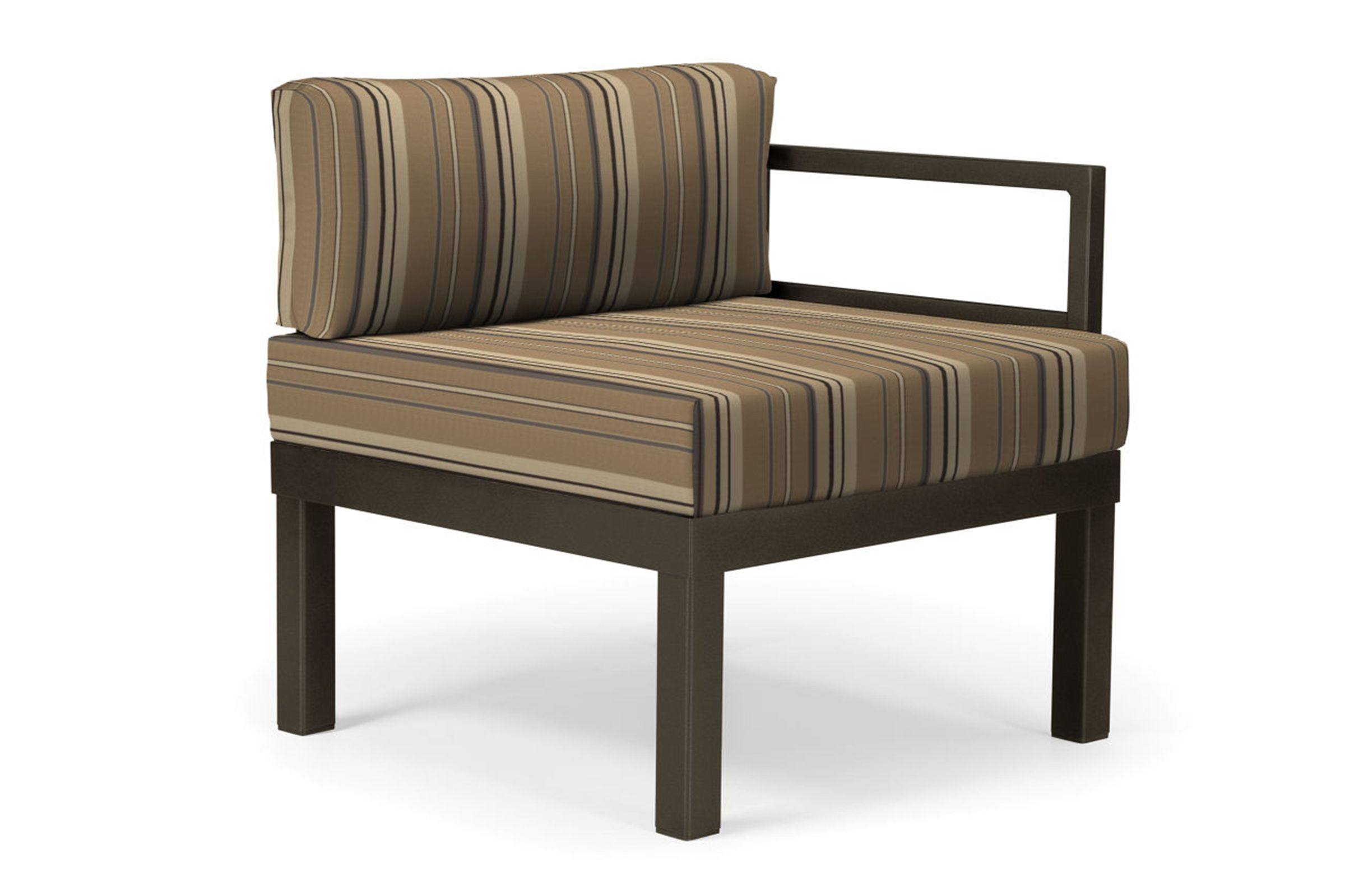 Ashbee Sectional Cushion Left/right Arm Chair 1a5 Pertaining To Well Known Beachwood Arm Chairs (View 18 of 20)