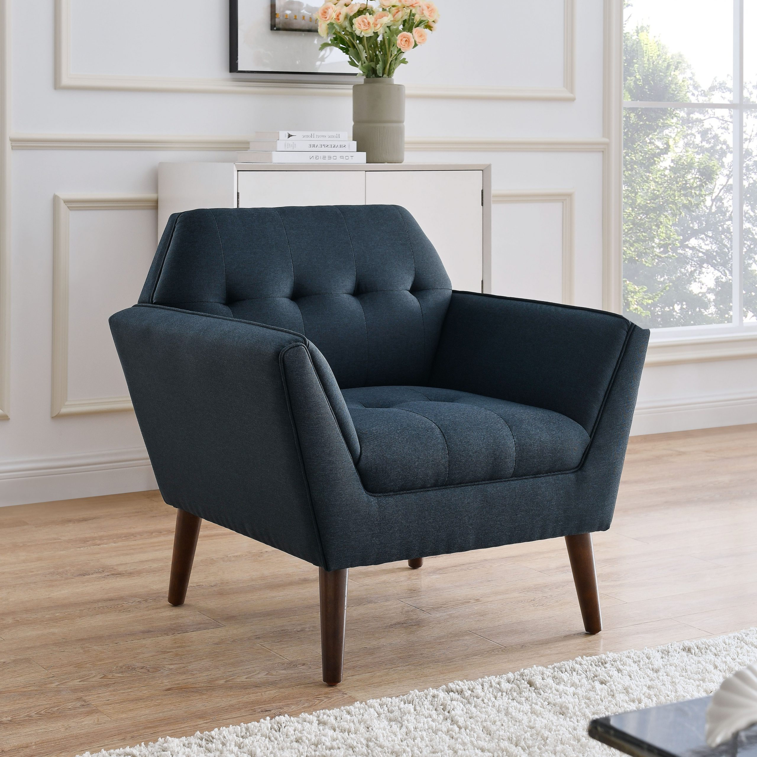 Autenberg Armchairs With Best And Newest Glenna Estee Accent Armchair (View 8 of 20)