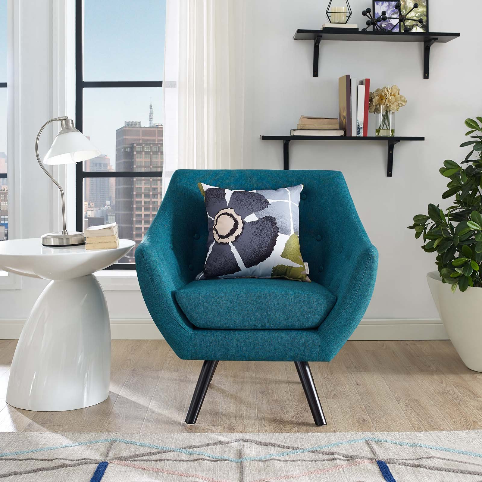 Barrel Accent Chairs On Sale (View 14 of 20)