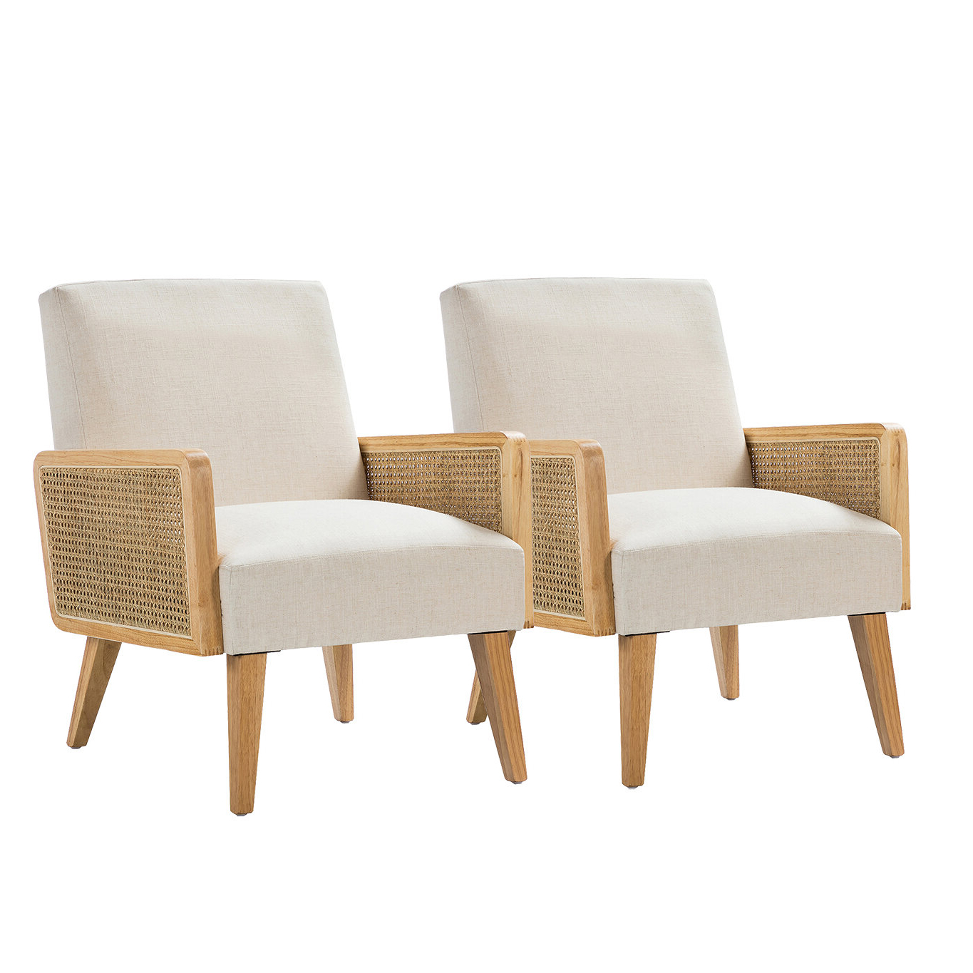 Beachwood Arm Chairs Inside Most Up To Date Allmodern Aleksandra Armchair & Reviews (View 12 of 20)
