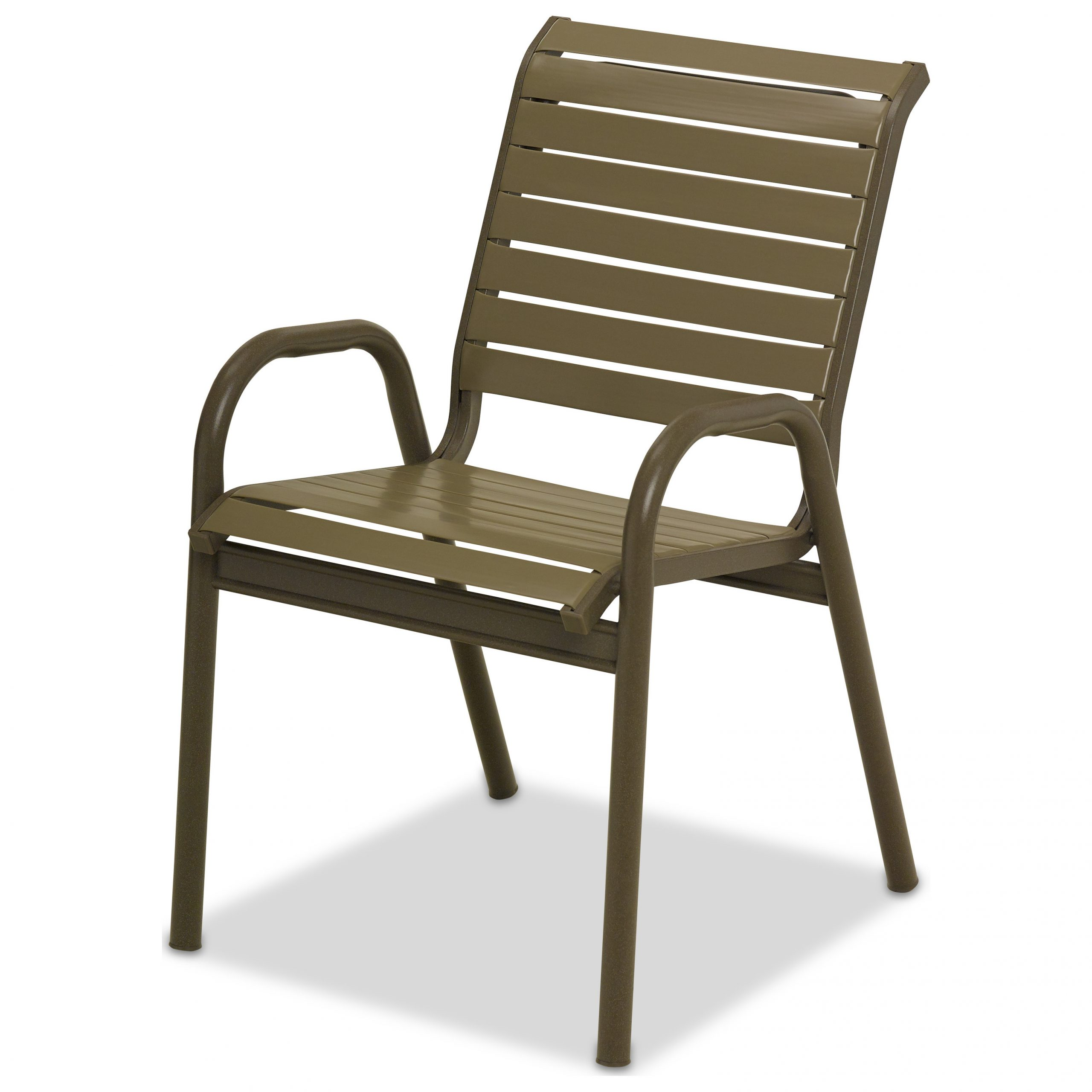 Beachwood Arm Chairs Within Trendy Stacking Chairs Textured Desert Finish Telescope Casual (View 20 of 20)