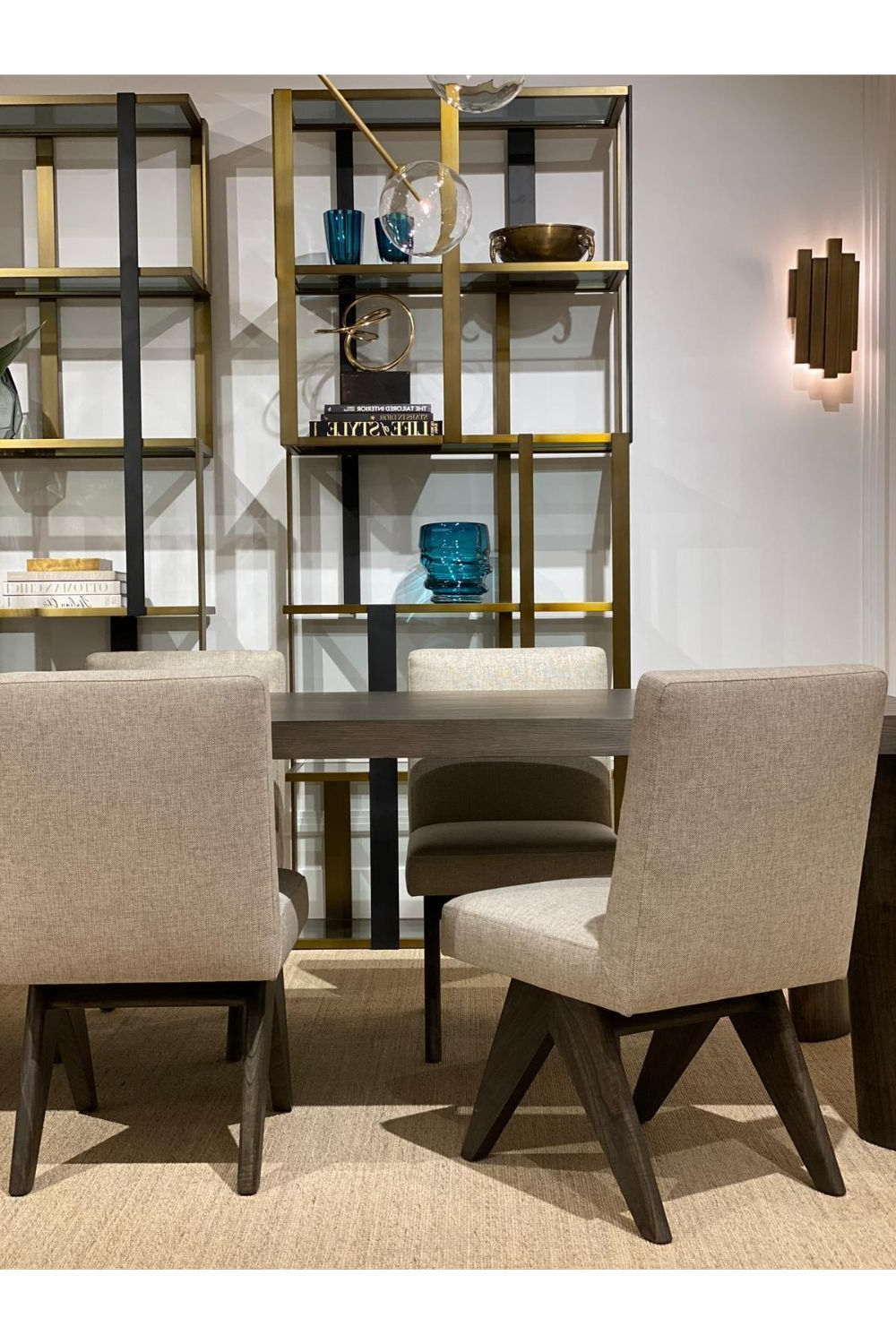 Beige Wooden Dining Chair (View 20 of 20)