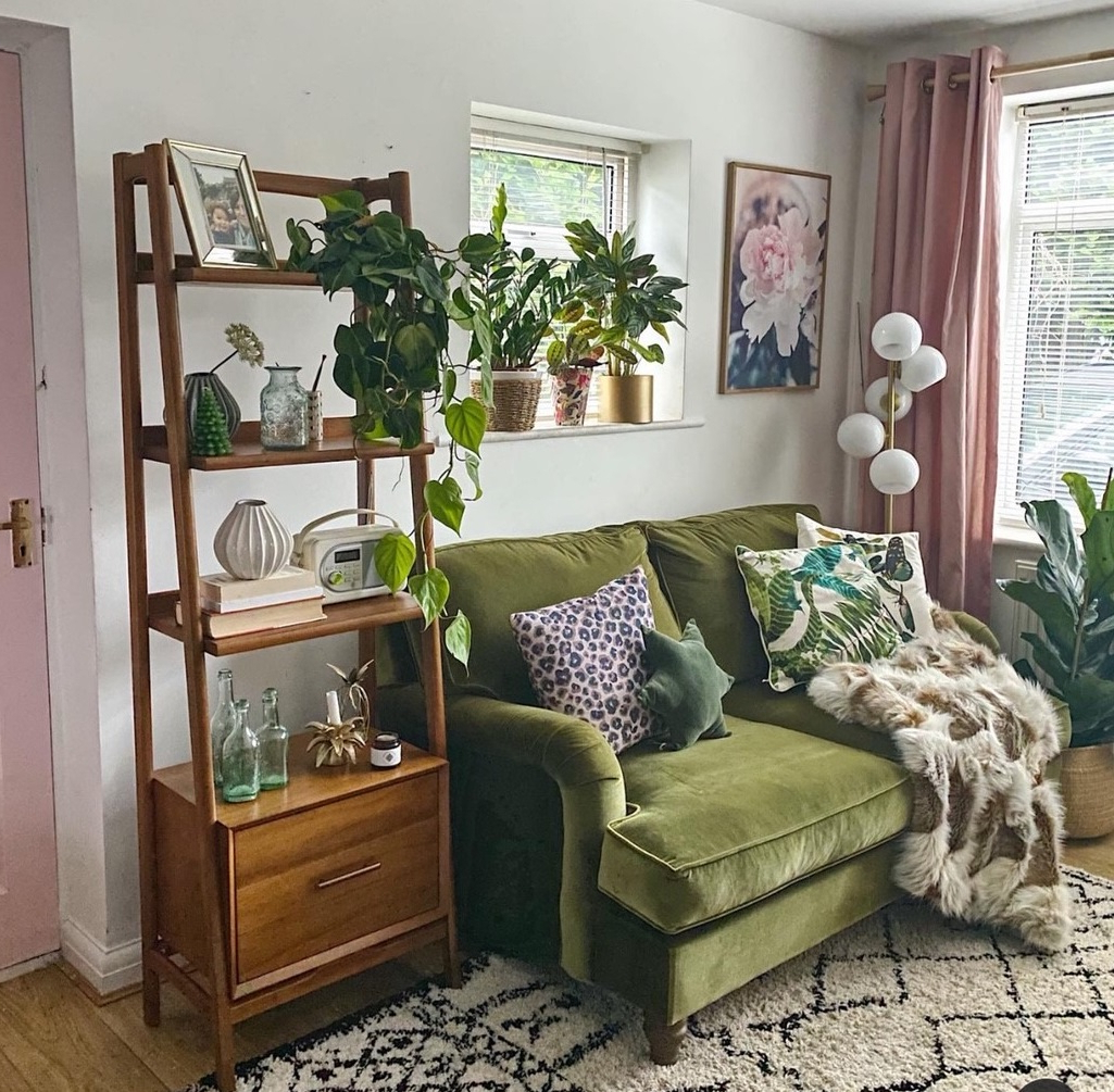 Best And Newest Boho Glam Interiors: Styledmelanie Boyden – Inspiration Pertaining To Boyden Armchairs (View 10 of 20)