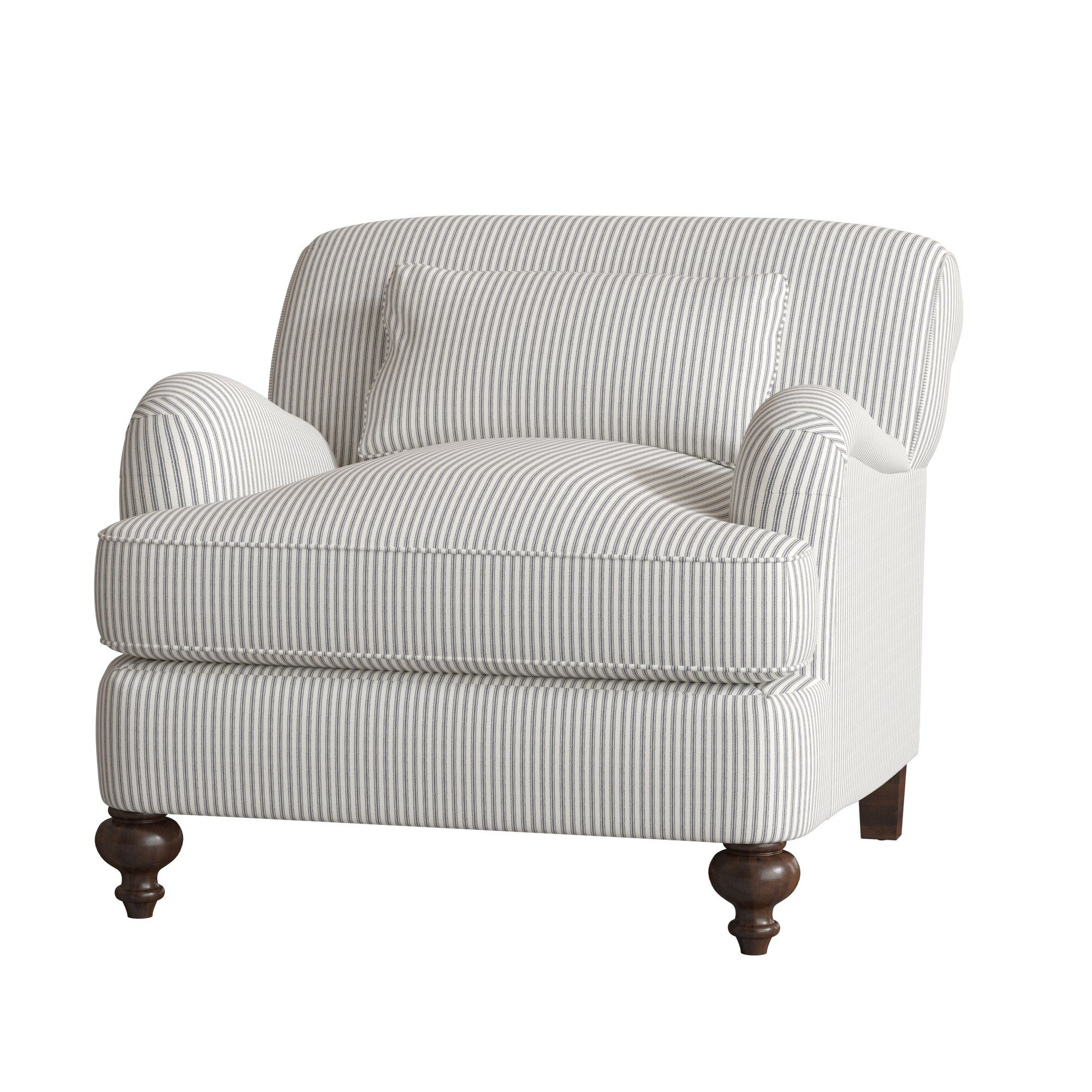 "Best And Newest Durham 39"" W Armchair In (View 7 of 20)"