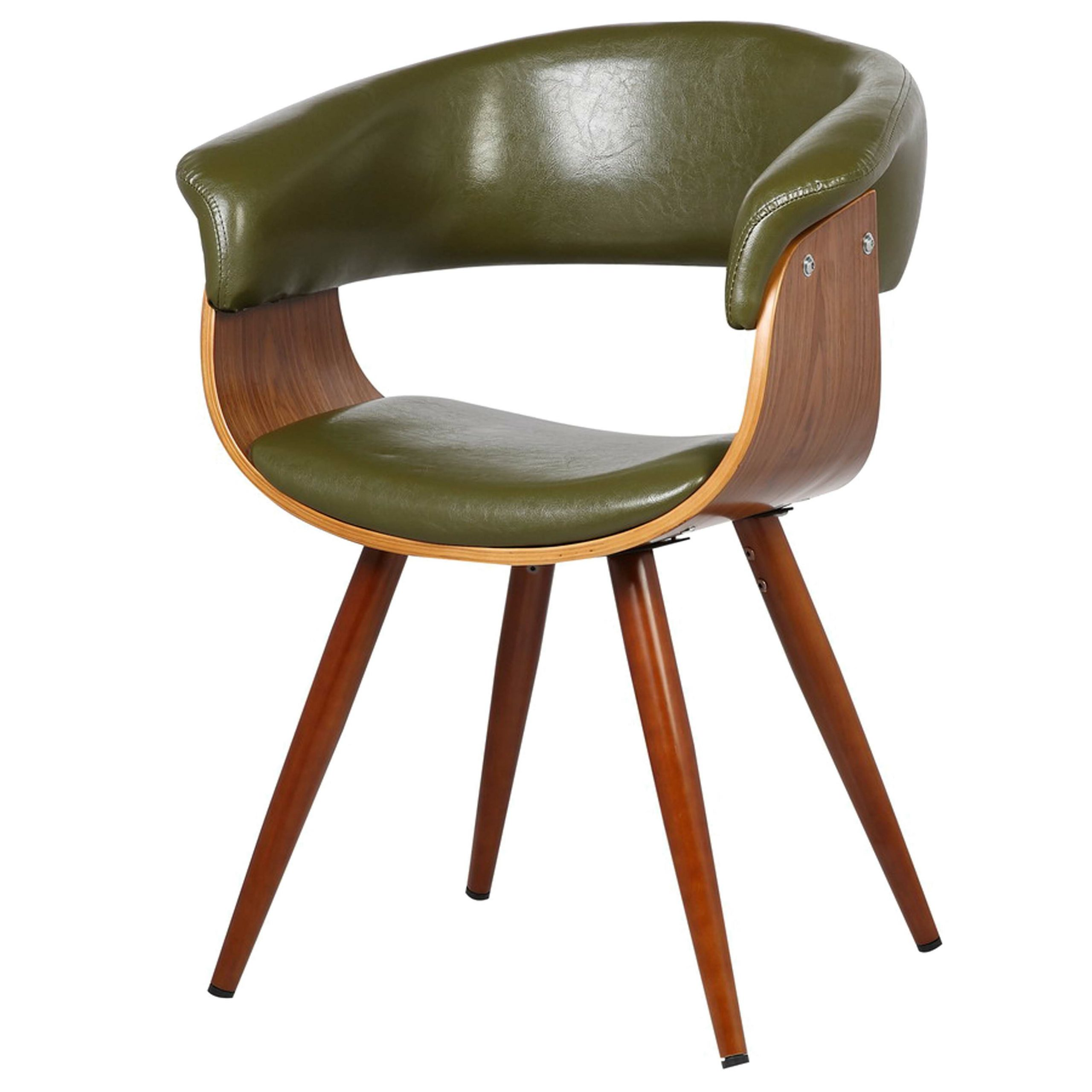 Best And Newest Liston Faux Leather Barrel Chairs Regarding Liston Barrel Chair (View 3 of 20)