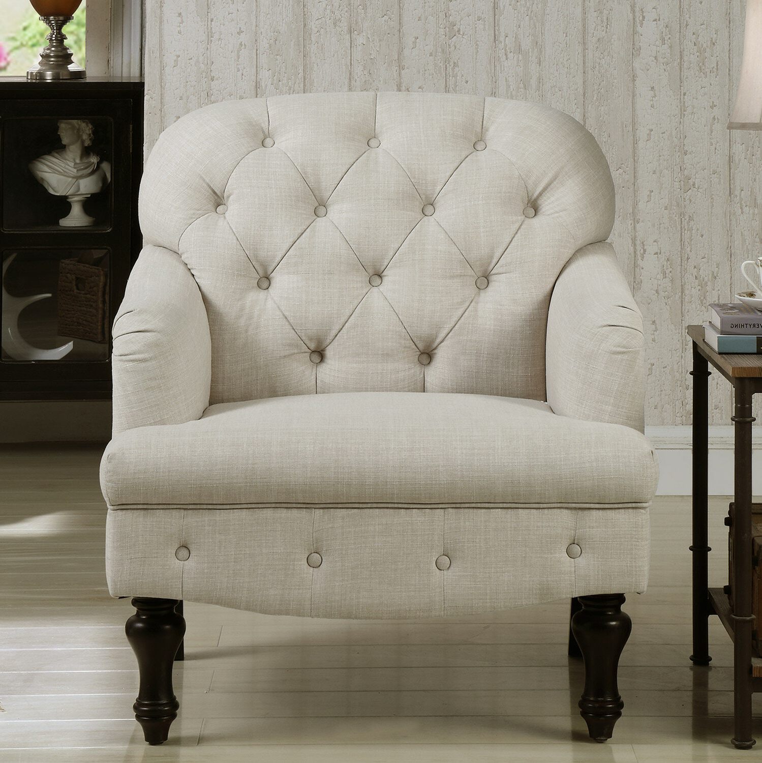Best And Newest Wainfleet Armchairs For Alcott Hill Holtz Armchair (View 19 of 20)