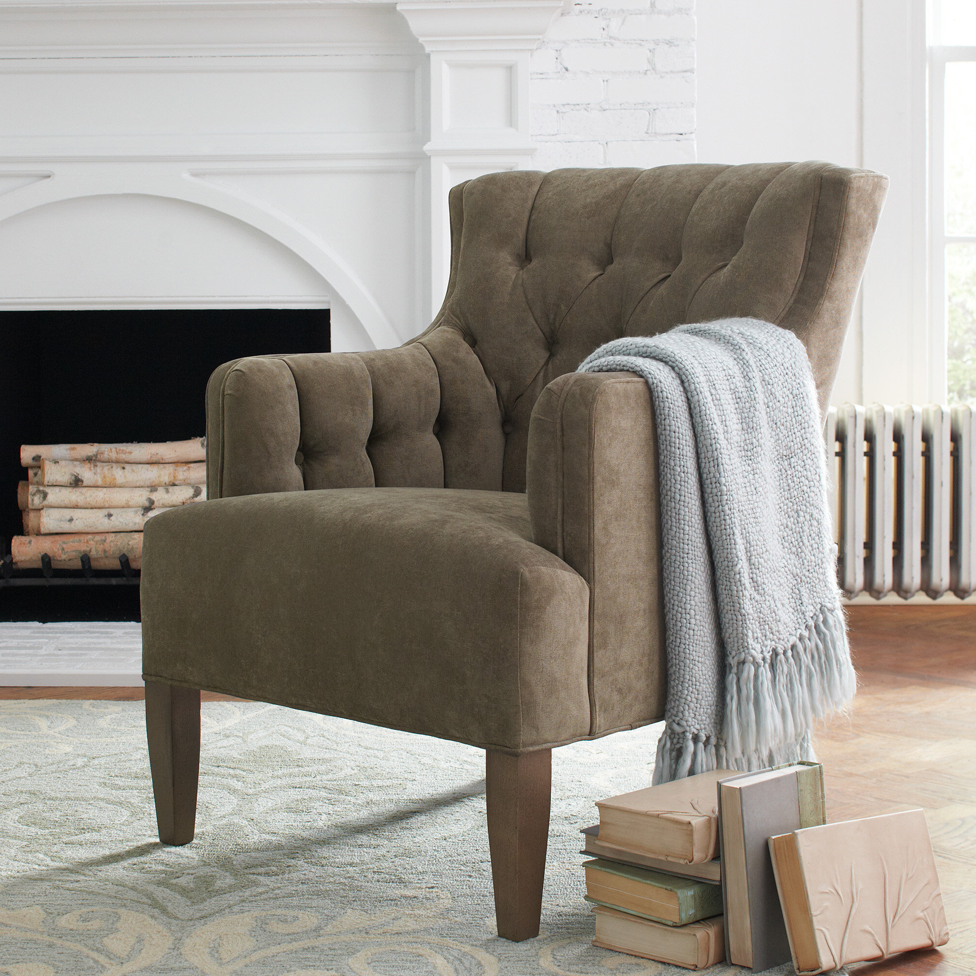 Birch Lane In Famous Cohutta Armchairs (View 10 of 20)