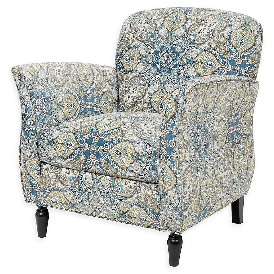 Blue With Regard To Wainfleet Armchairs (View 6 of 20)
