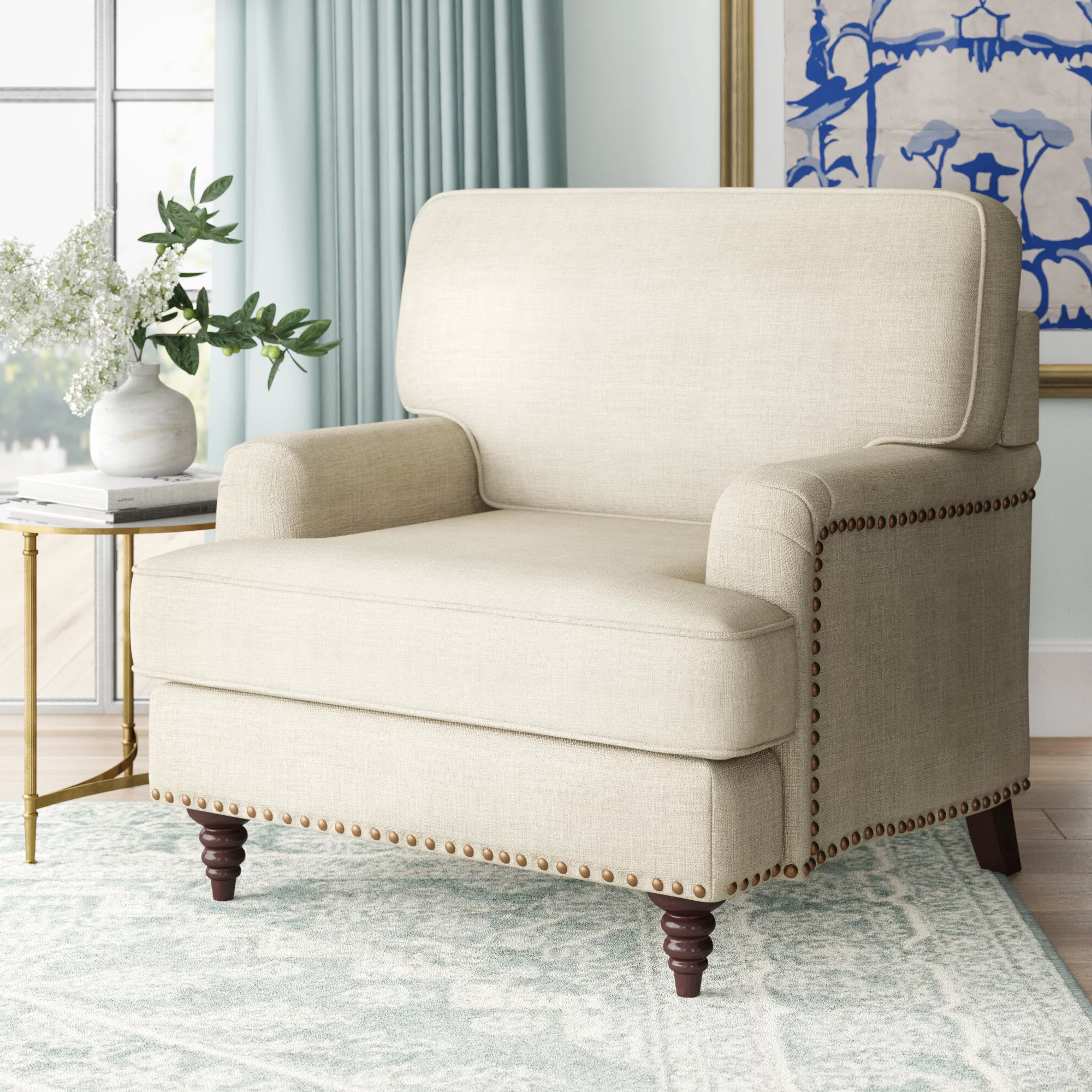 Borst Armchairs For Recent Armchair (View 9 of 20)
