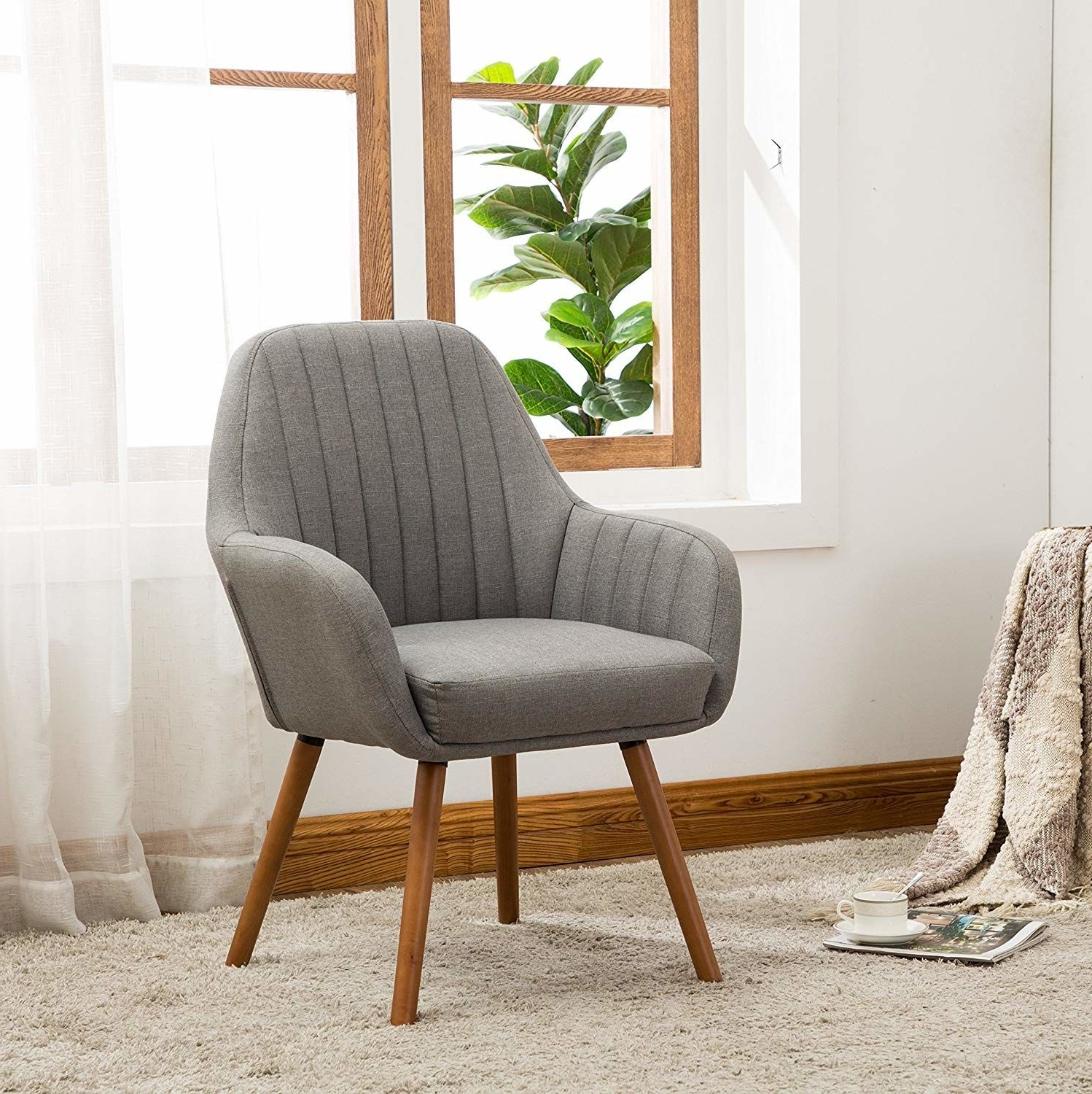Brister Swivel Side Chairs Pertaining To Popular 29 Cheap Pieces Of Decor For Anyone Who Spends Most Of Their (View 9 of 20)