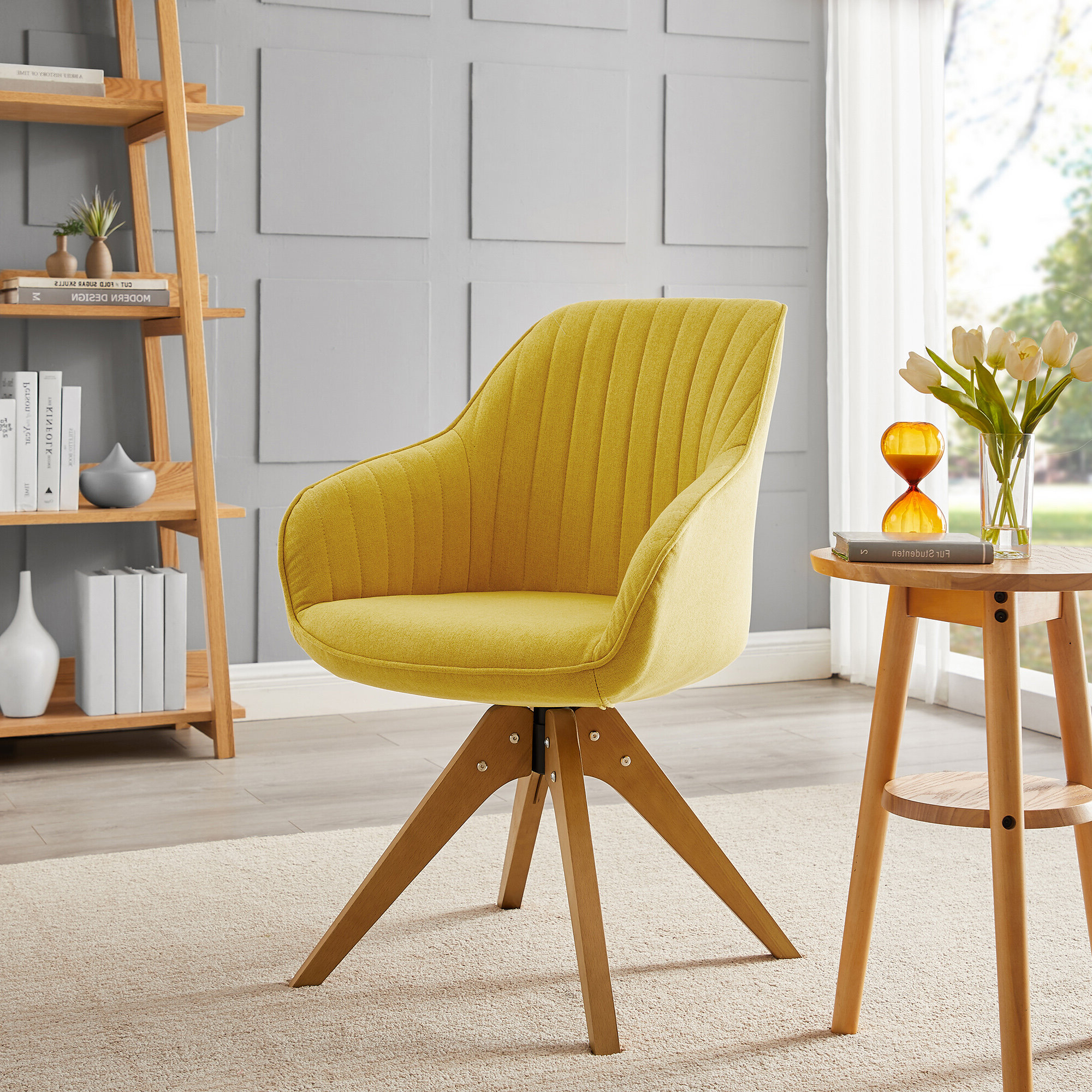 Brister Swivel Side Chairs With Well Liked Brister Swivel (View 3 of 20)