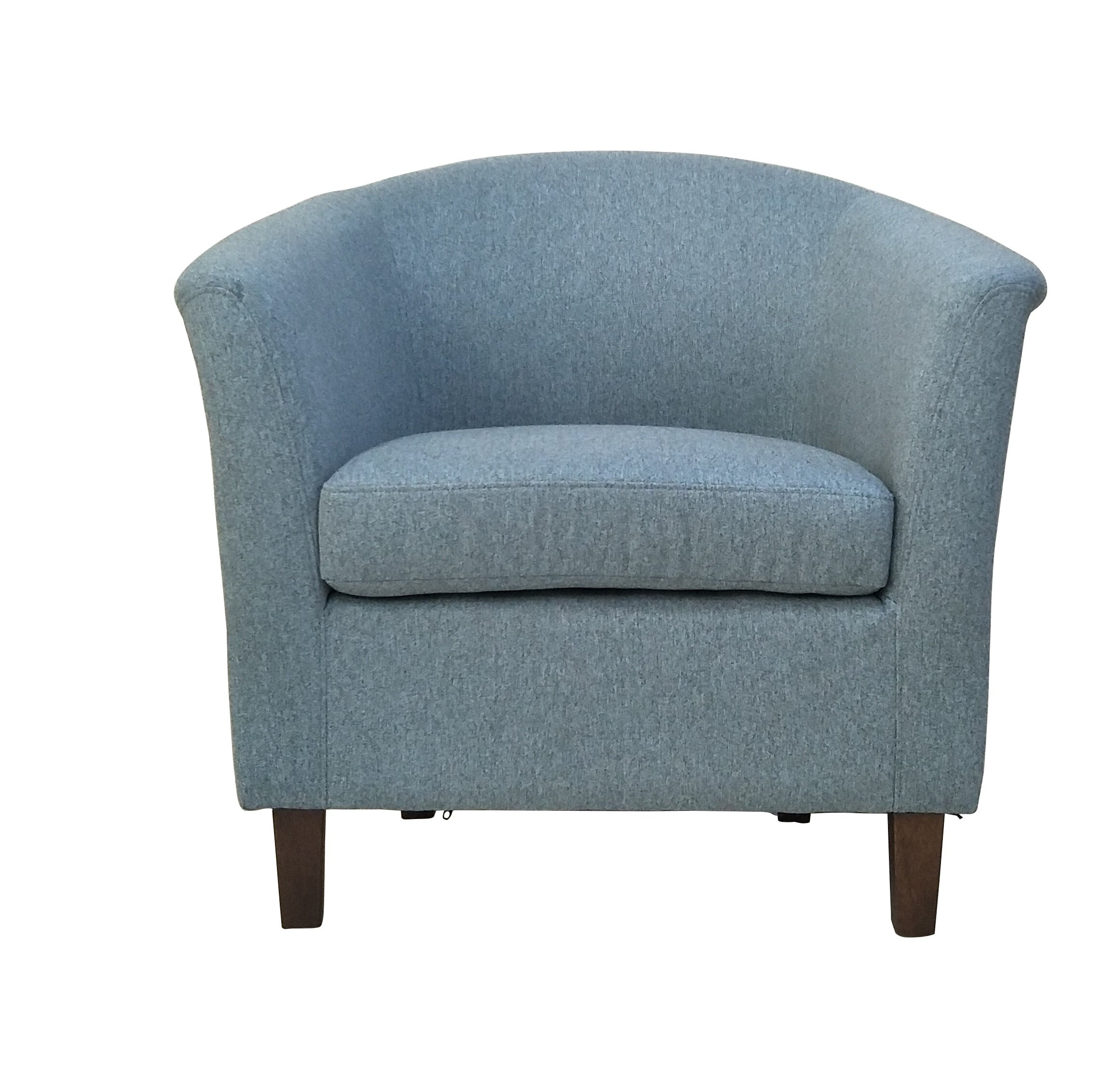 Bronaugh Barrel Chairs For Preferred Hooksett Barrel Chair (View 12 of 20)