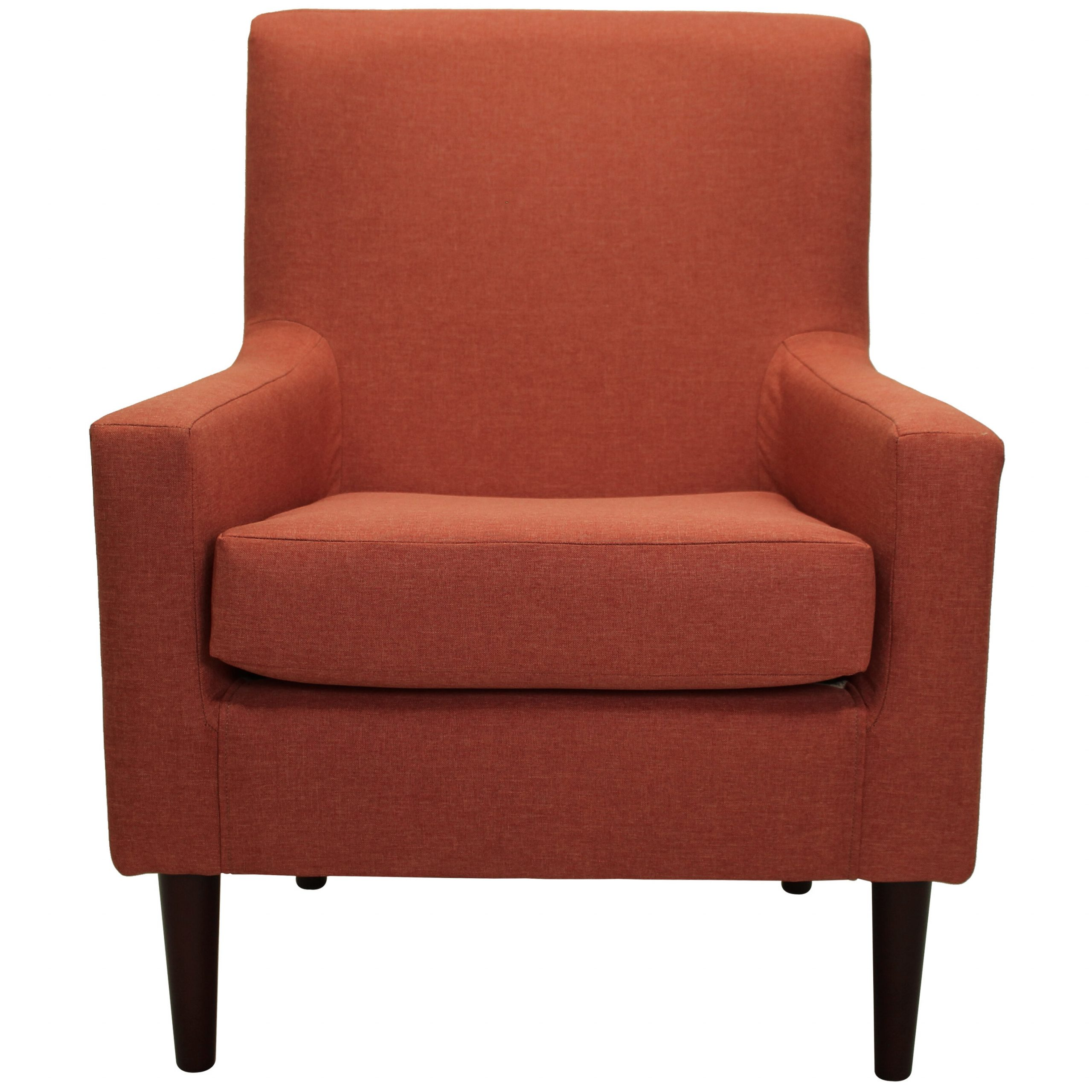 Brown Orange Accent Chairs You'll Love In (View 5 of 20)