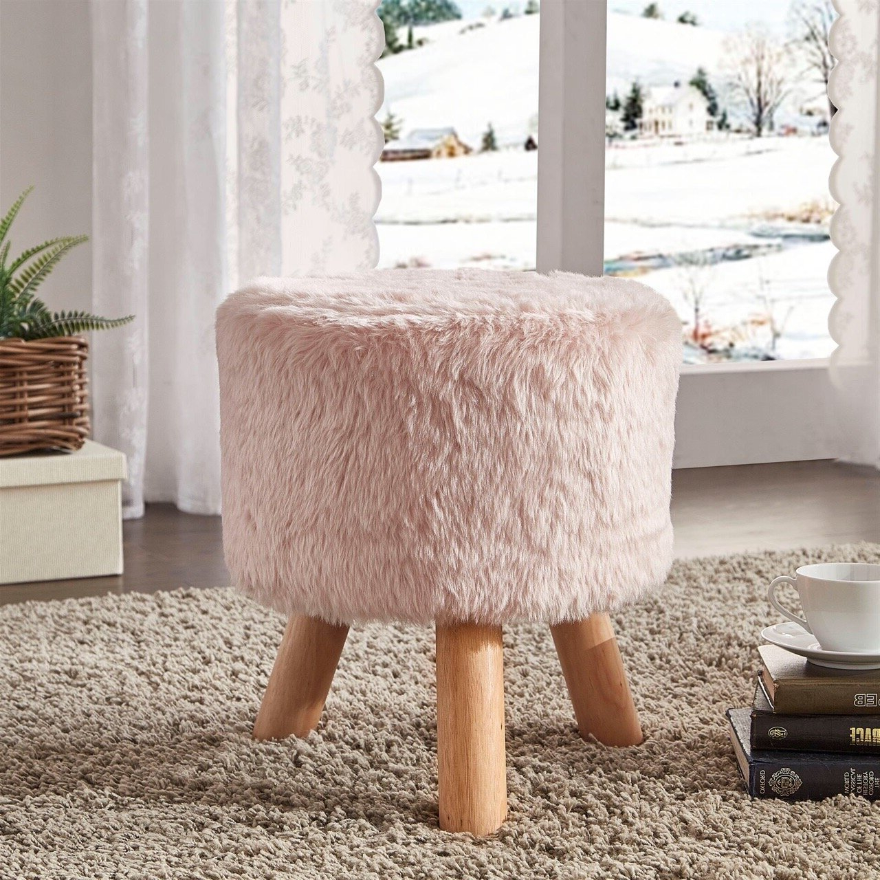 Bucci Accent Stool Pertaining To Latest Bucci Slipper Chairs (View 19 of 20)