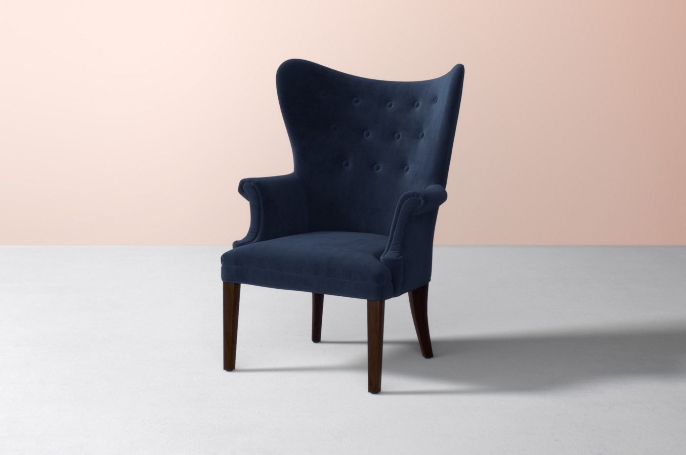 Busti Wingback Chairs Regarding Well Known Wingback Chair (View 16 of 20)