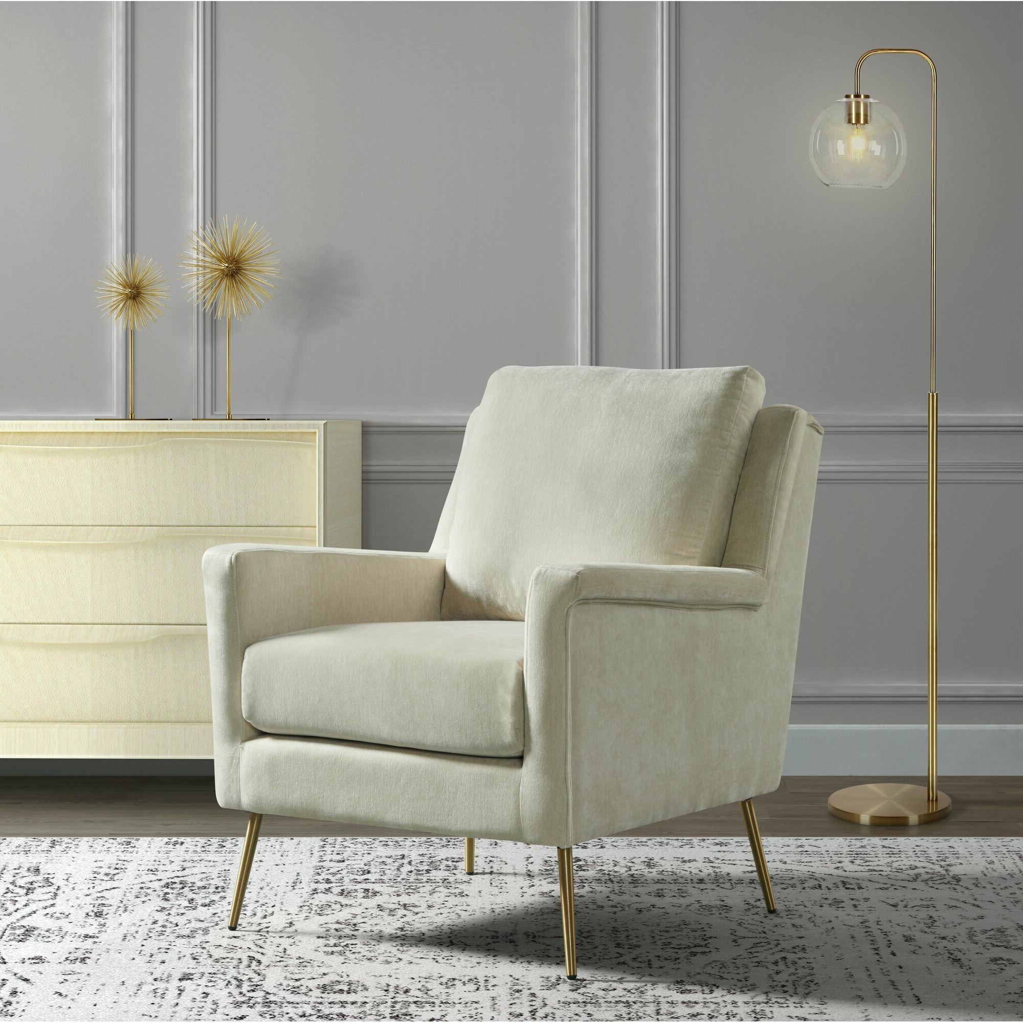 Cagle Armchair Inside 2020 Kasha Armchairs (View 7 of 20)