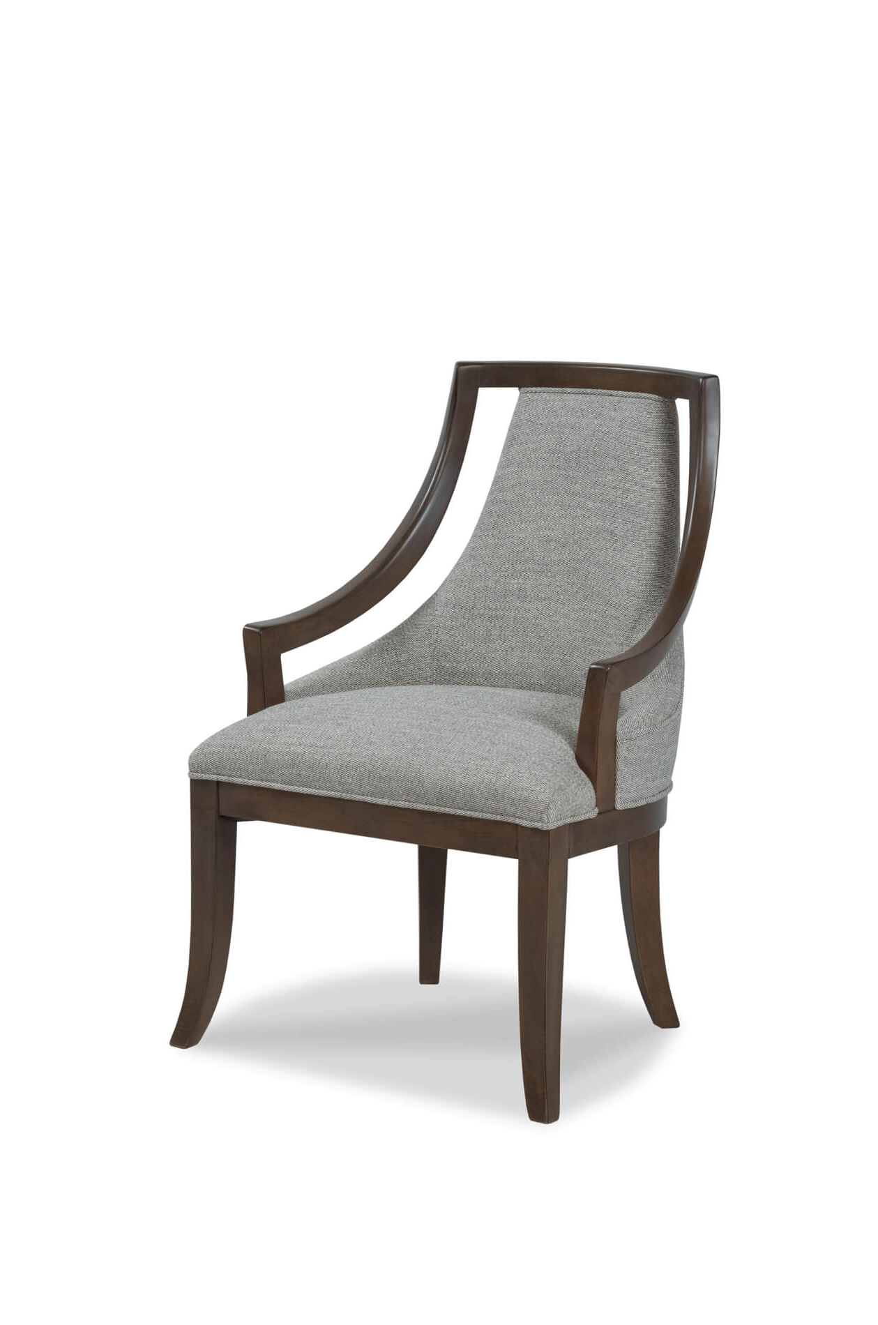 Caldwell Armchairs Pertaining To Well Known Caldwell Upholstered Dining Arm Chair (View 2 of 20)