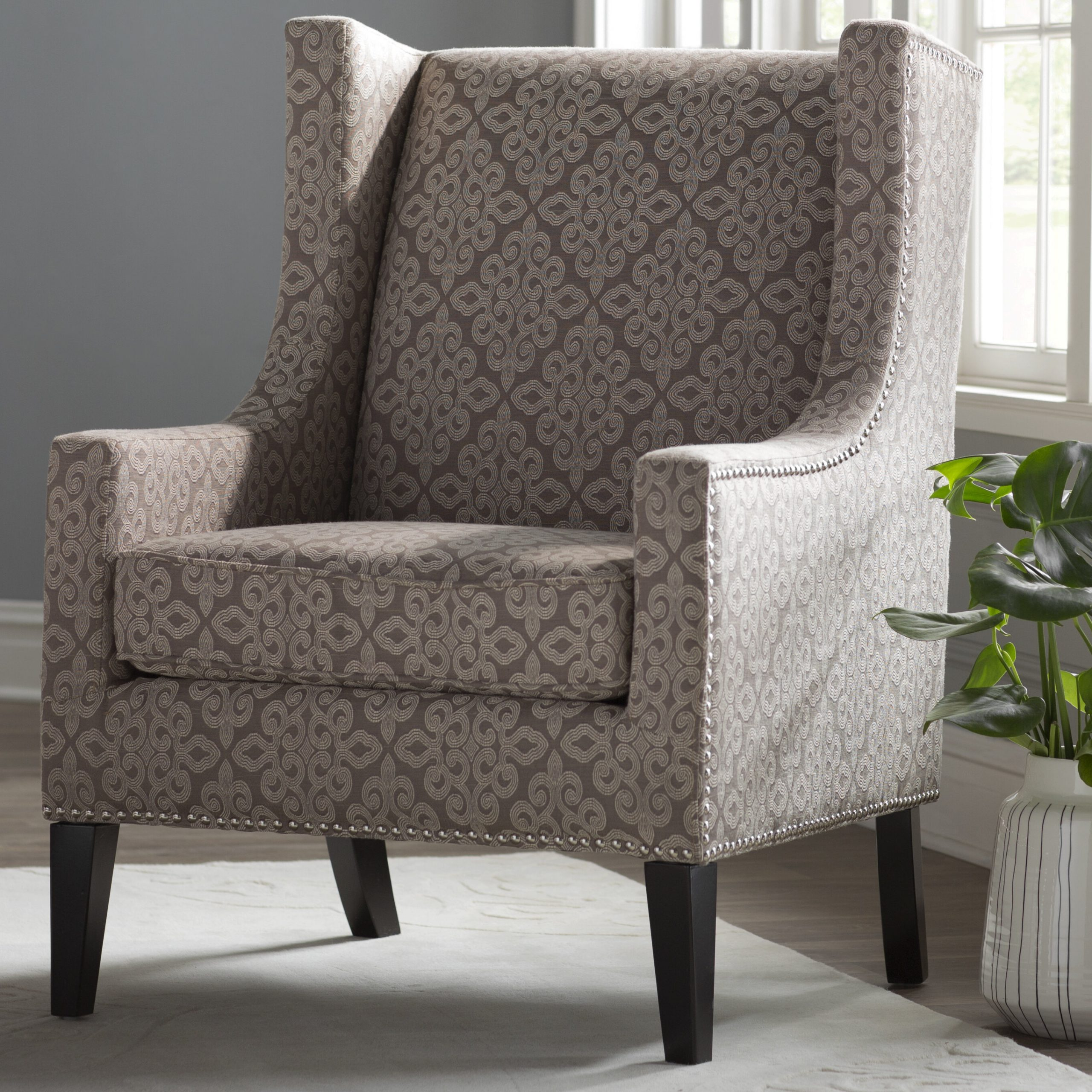 Featured Photo of Chagnon Wingback Chairs