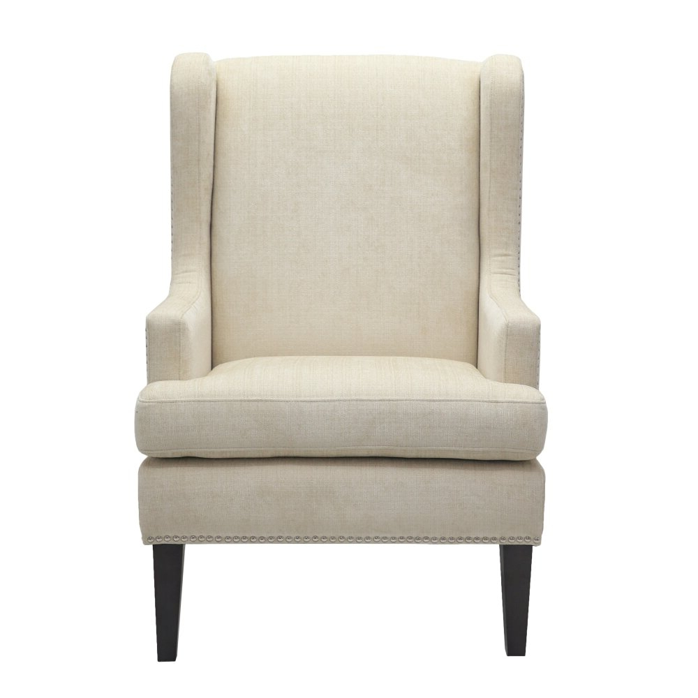 Chagnon Wingback Chairs In Most Recently Released Cassye Wingback Chair (View 14 of 20)