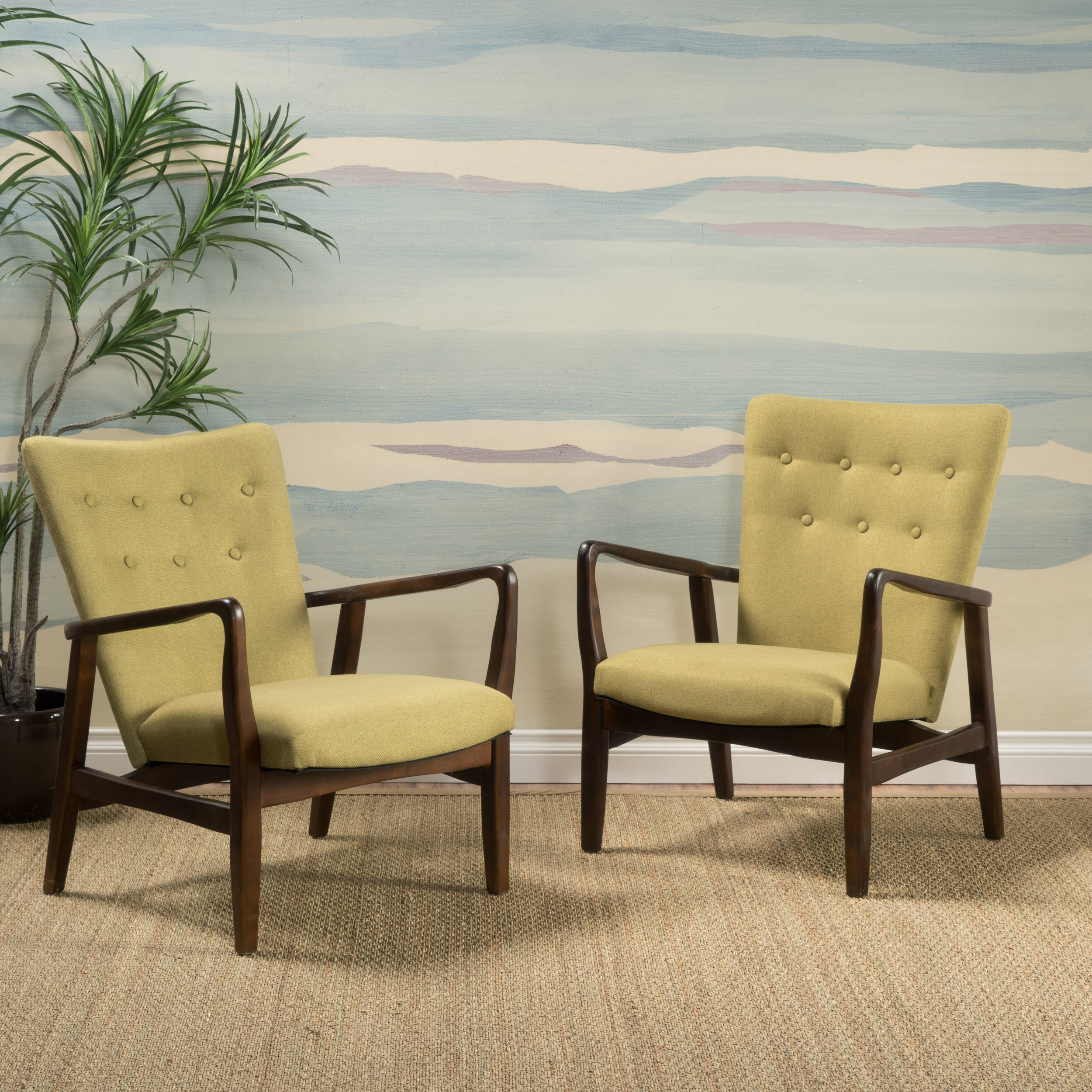 Chair Set Accent Chairs You'll Love In  (View 13 of 20)