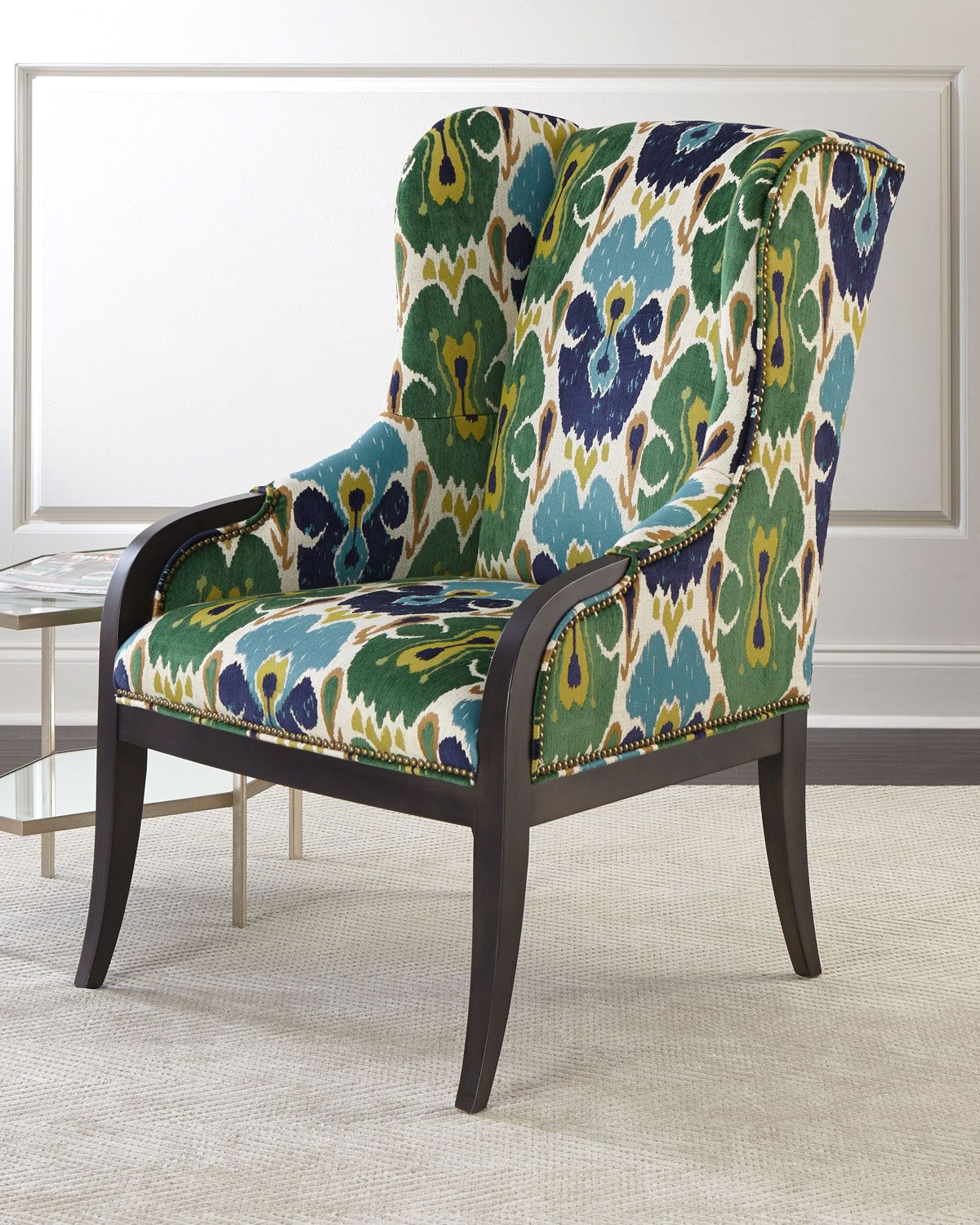 Chairs Loft, Contemporary For Most Recent Waterton Wingback Chairs (View 7 of 20)