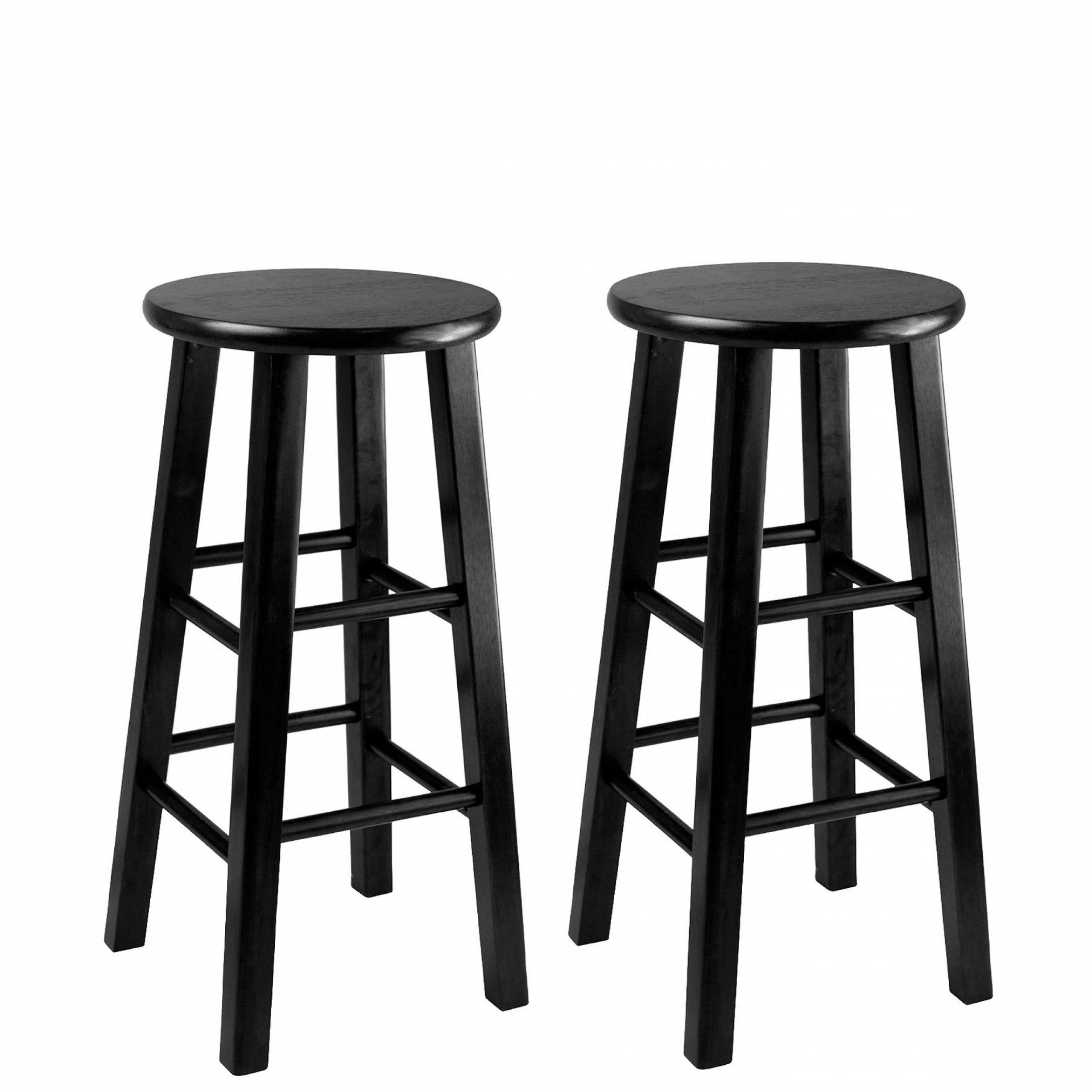 Cheap Wooden Stools – Ideas On Foter Intended For Recent Gilad Faux Leather Barrel Chairs (View 11 of 20)