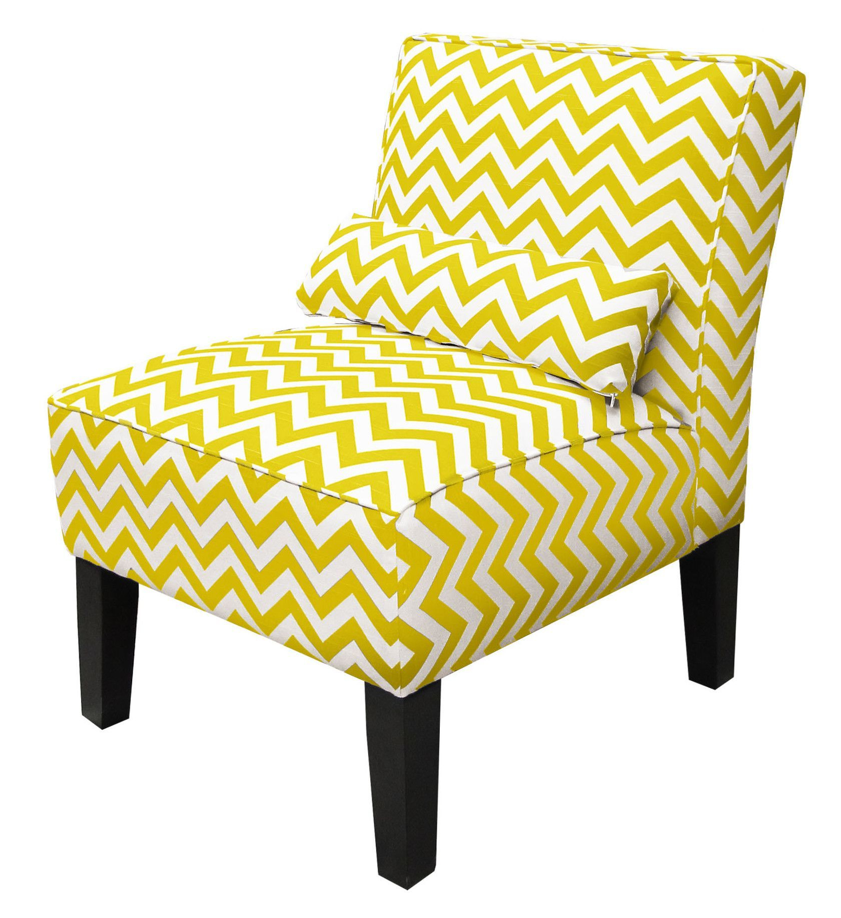 Cloverdale Upholstered Slipper Chair (View 6 of 20)