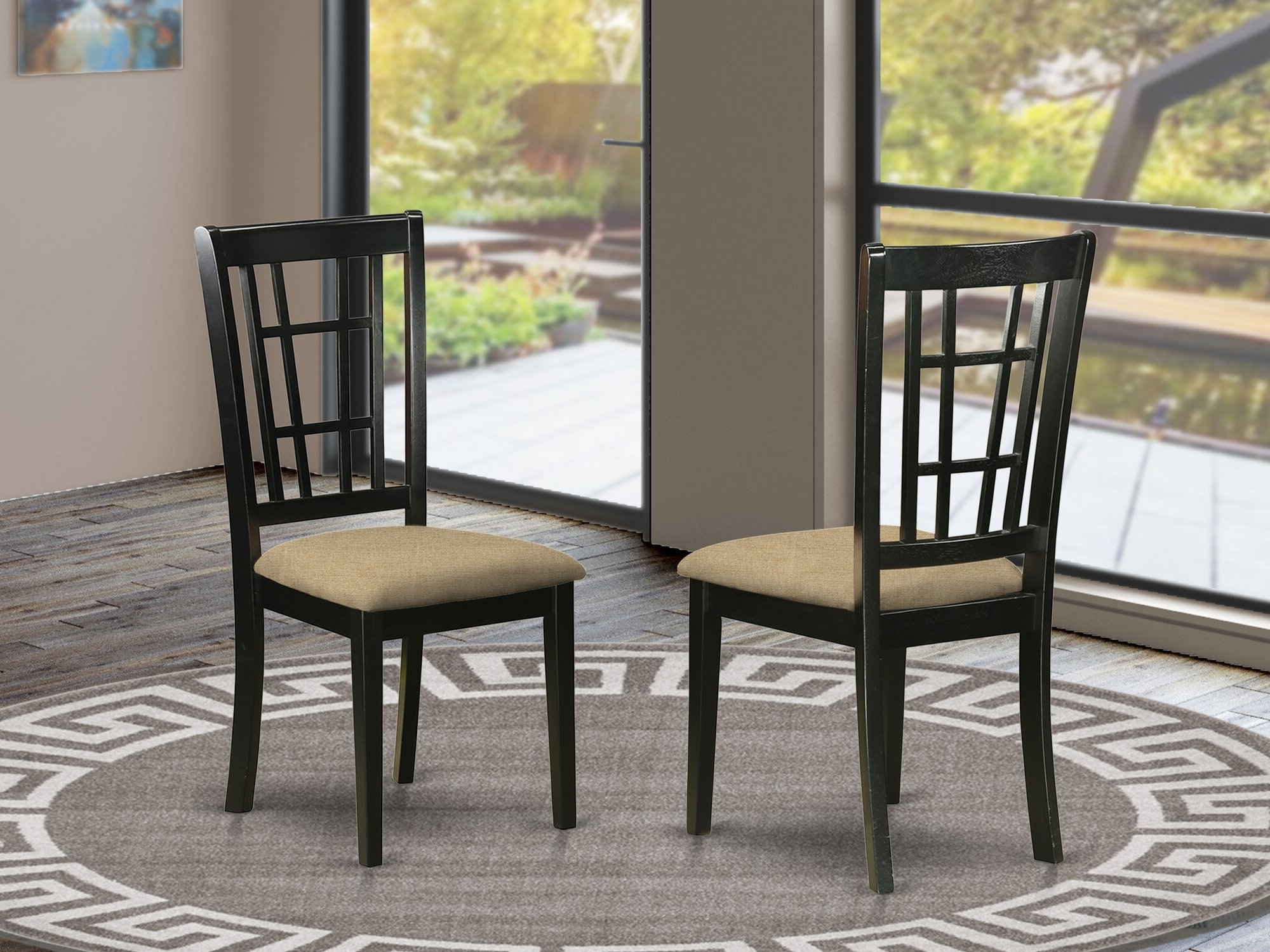 Coastal Upholstered Kitchen & Dining Chairs You'll Love In With Regard To 2019 Bob Stripe Upholstered Dining Chairs (set Of 2) (View 6 of 20)