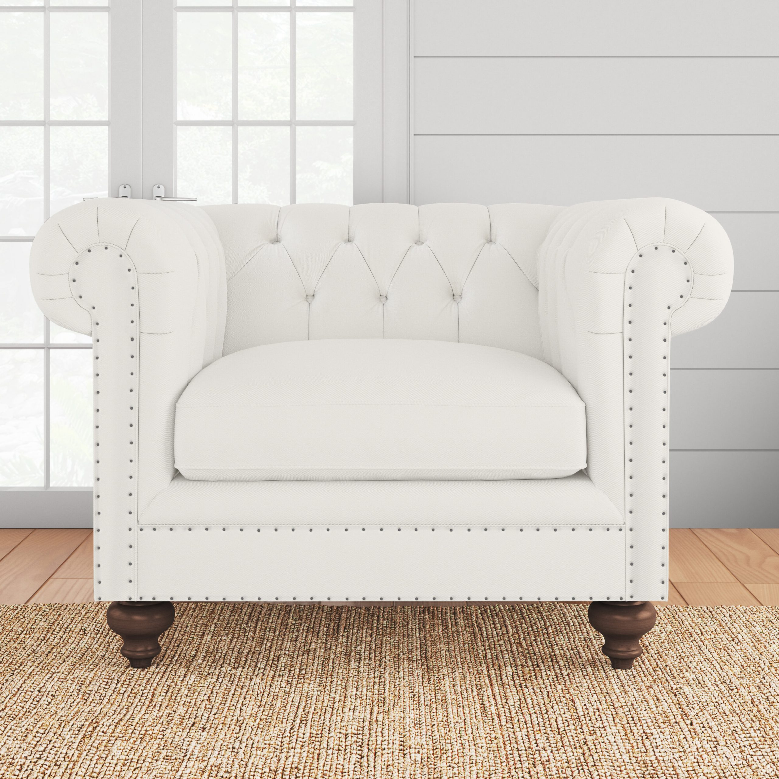 Cohutta Chesterfield Chair Throughout Most Current Cohutta Armchairs (View 3 of 20)