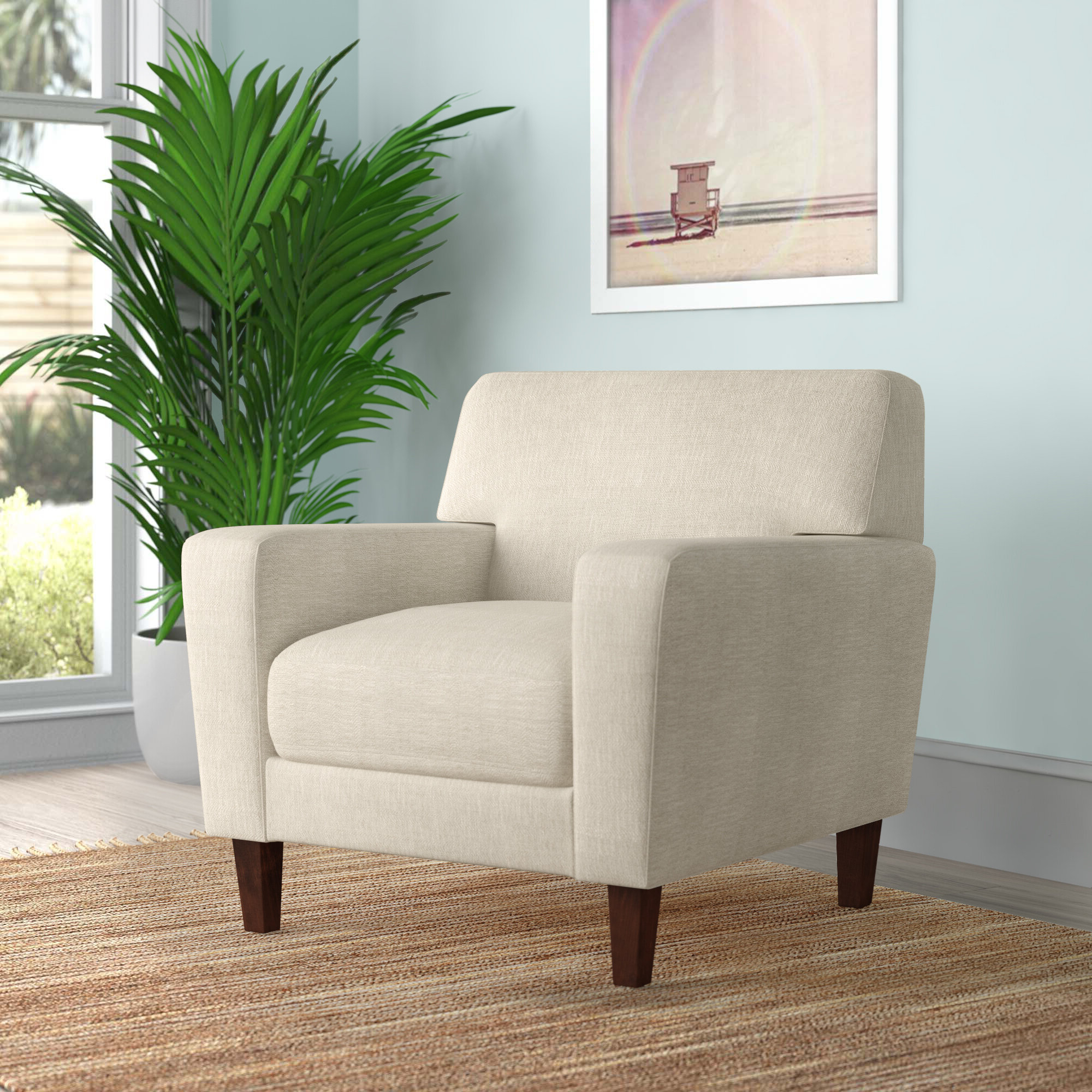 Commercial Use Latitude Run® Accent Chairs You'll Love In Within Preferred Aniruddha Slipper Chairs (View 8 of 20)