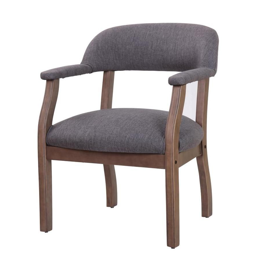 Current Altamahaw Swoop Side Chairs In Boss Office Products Slate Grey Traditional Ergonomic (View 8 of 20)