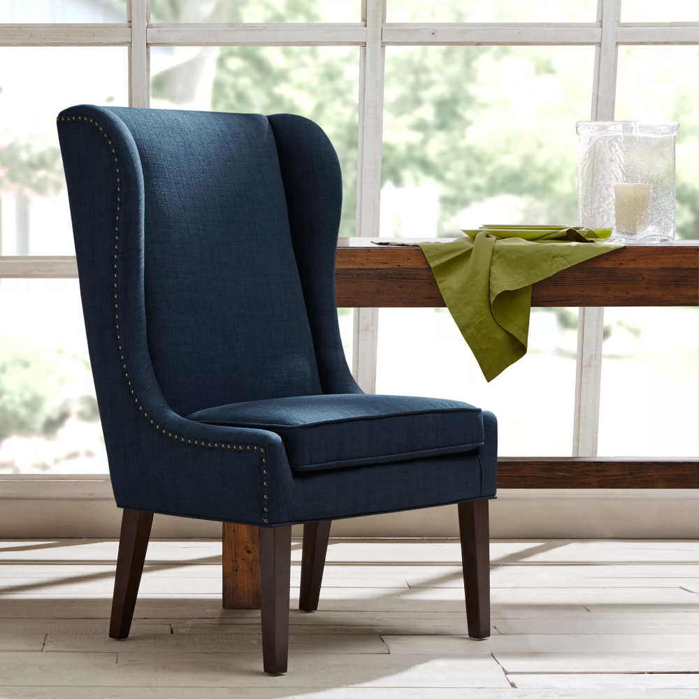 Current Andover Wingback Chair In (View 2 of 20)