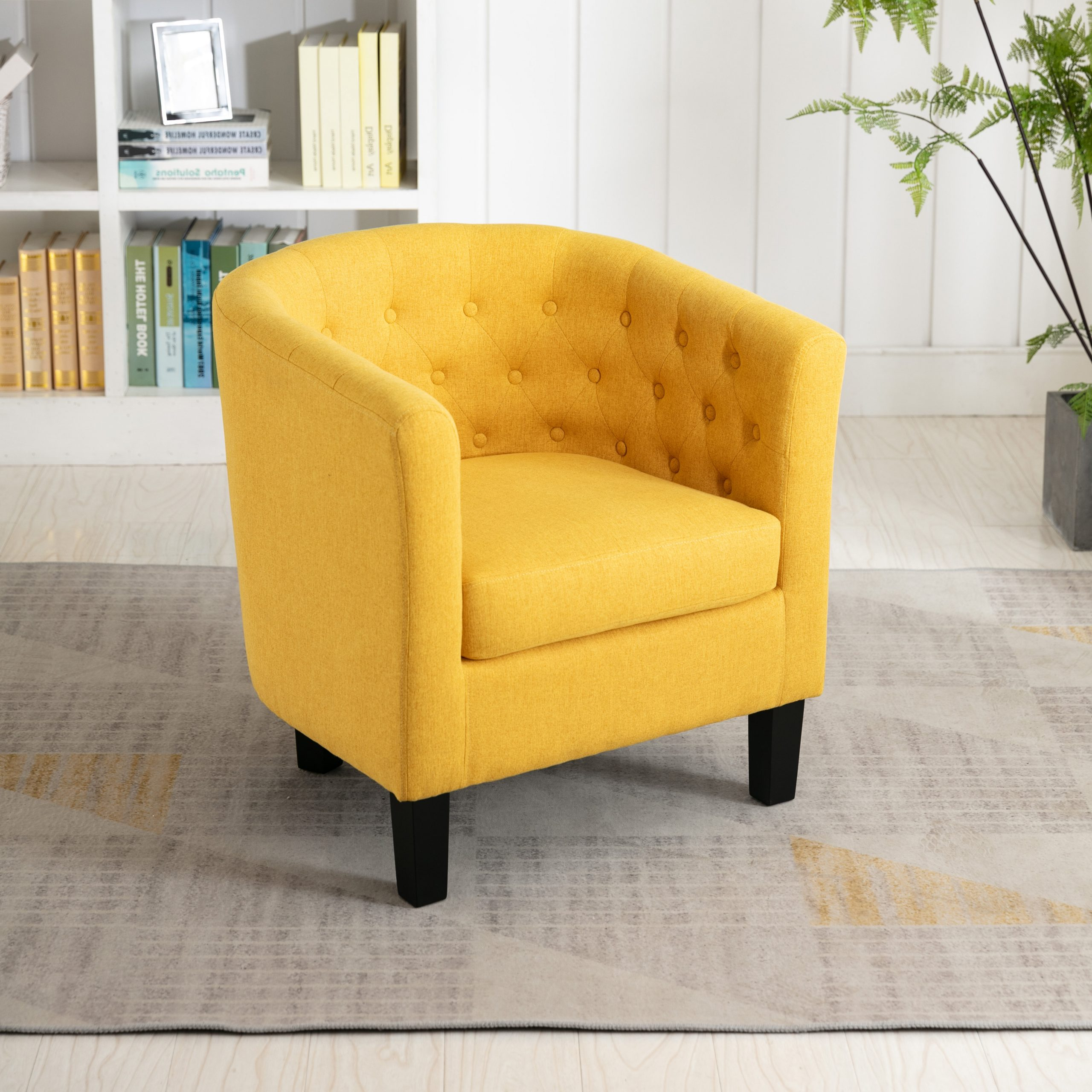 Current Barrel Accent Chairs On Sale (View 12 of 20)
